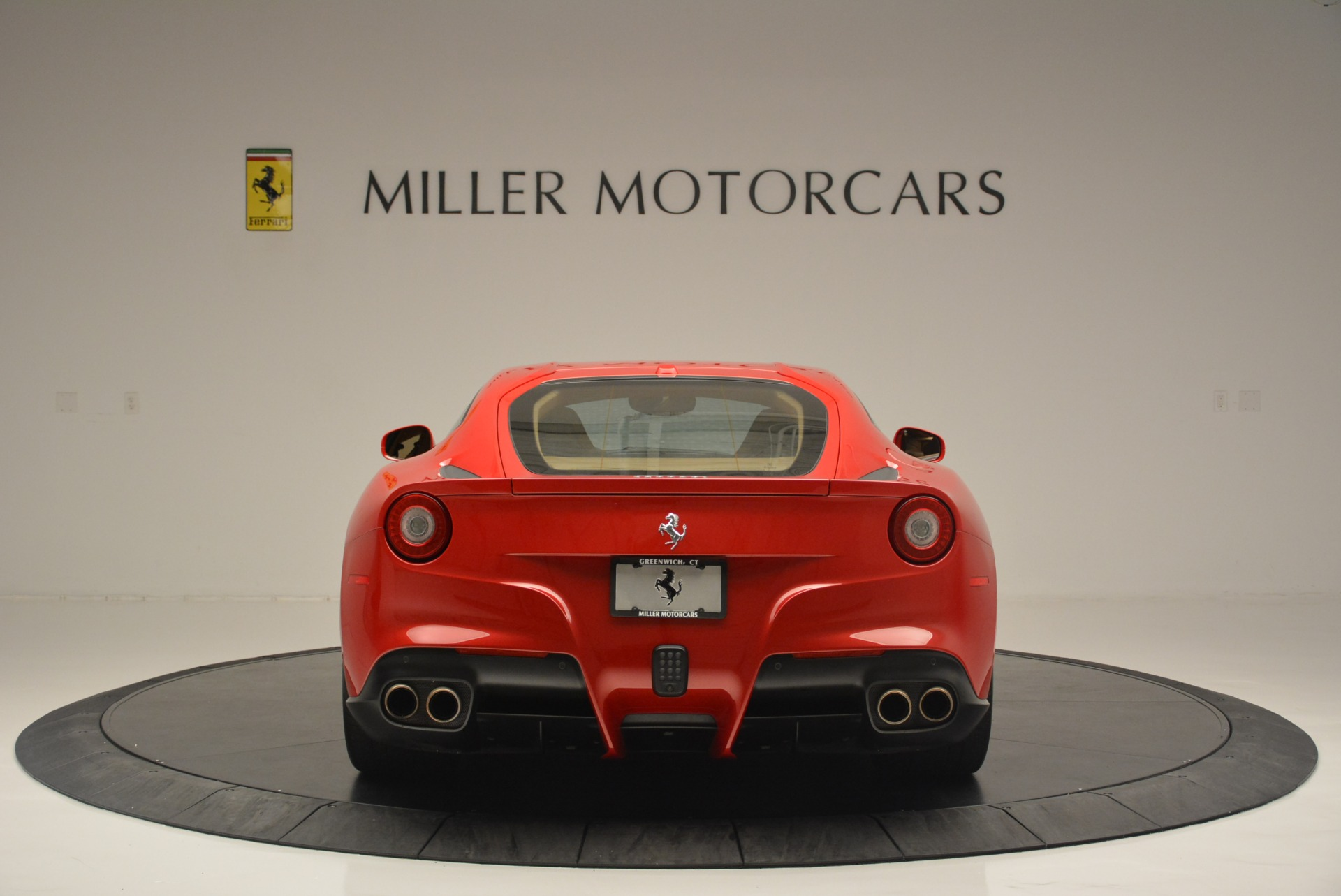 Used 2014 Ferrari F12 Berlinetta  For Sale In Westport, CT 2380_p6