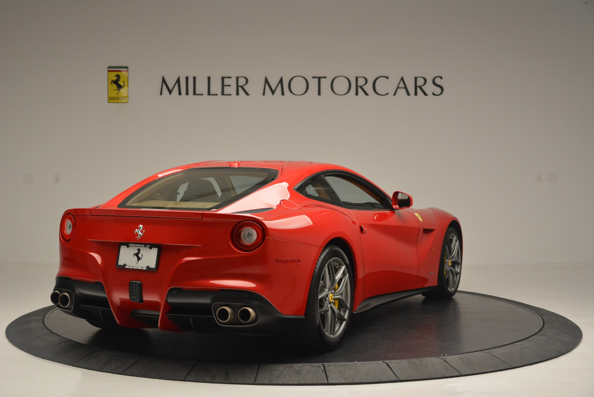 Used 2014 Ferrari F12 Berlinetta  For Sale In Westport, CT 2380_p7