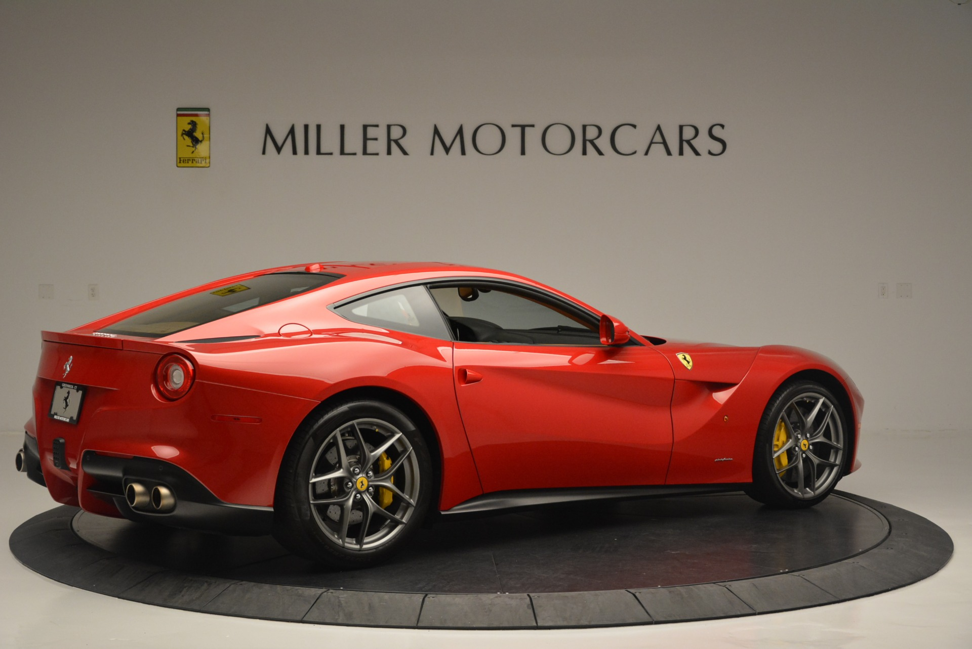 Used 2014 Ferrari F12 Berlinetta  For Sale In Westport, CT 2380_p8