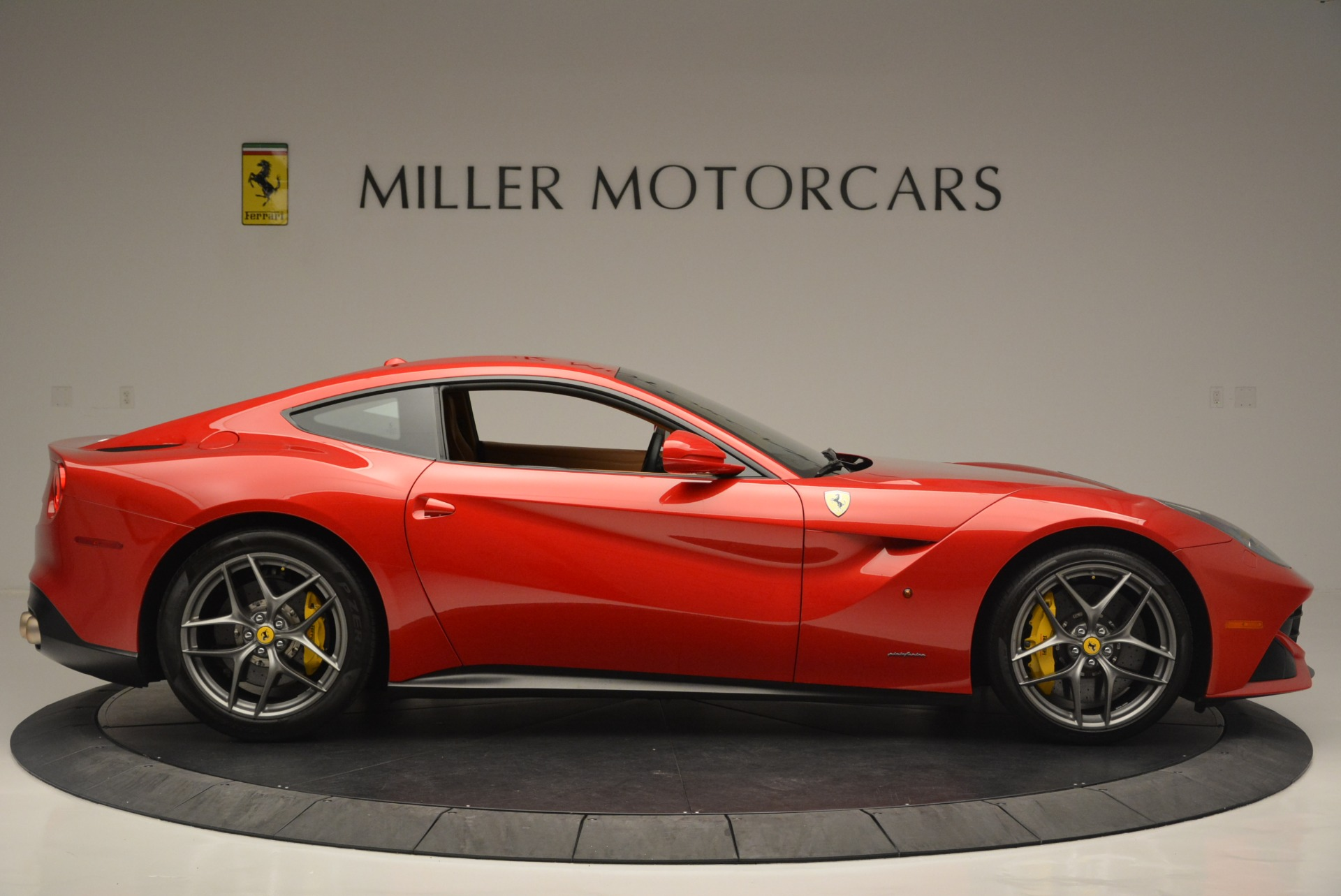 Used 2014 Ferrari F12 Berlinetta  For Sale In Westport, CT 2380_p9
