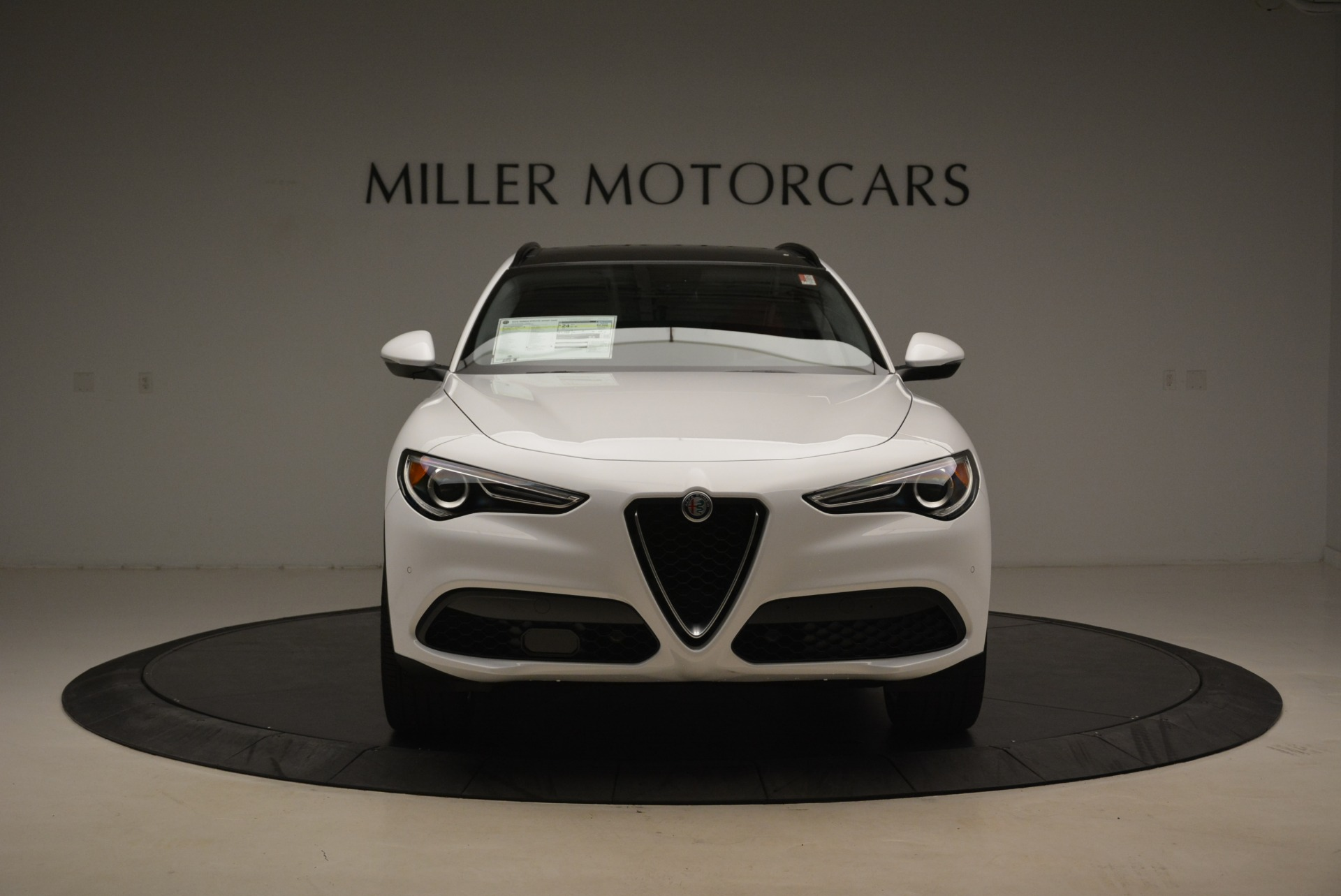 New 2018 Alfa Romeo Stelvio Ti Sport Q4 For Sale In Westport, CT 2381_p12