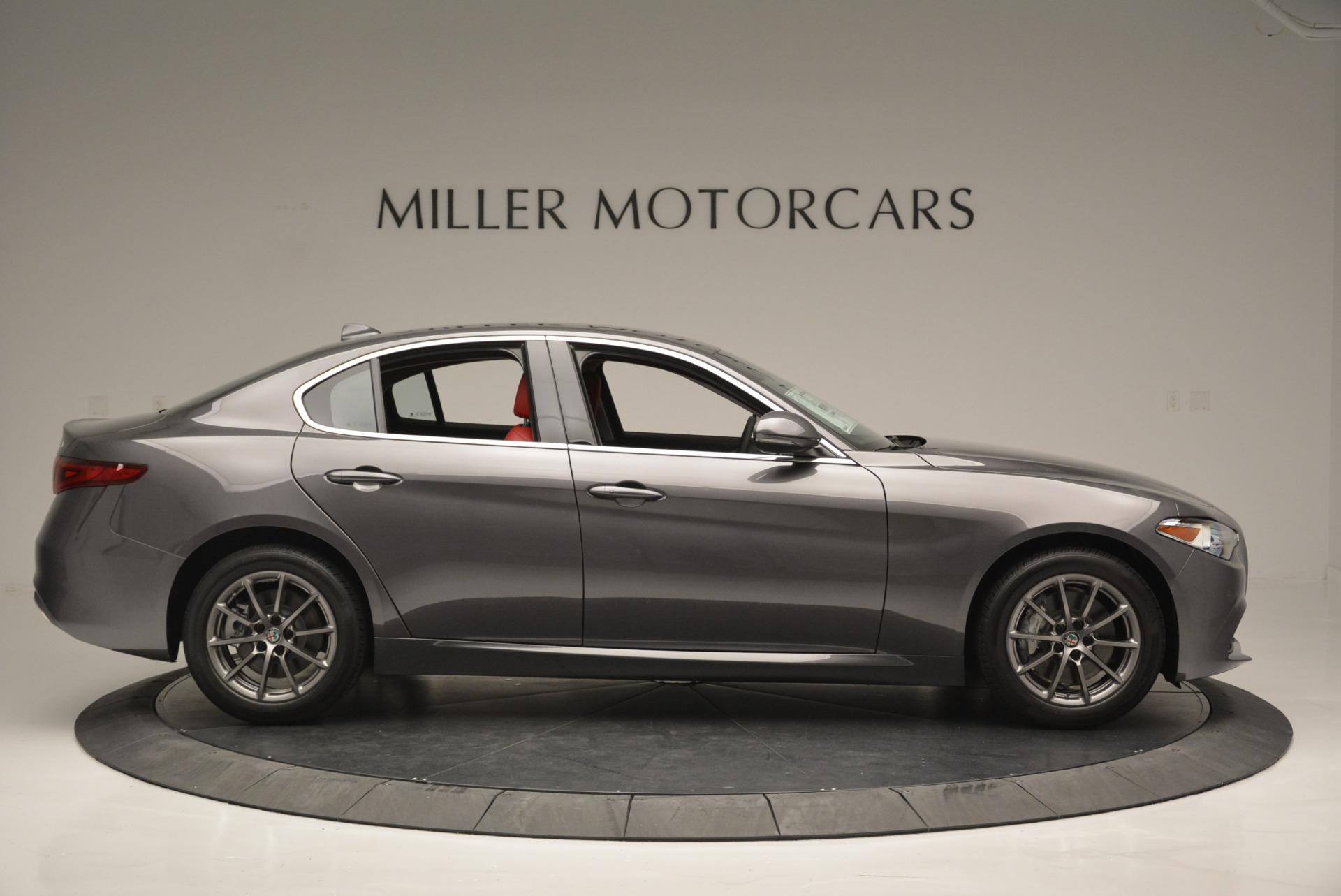 New 2018 Alfa Romeo Giulia Q4 For Sale In Westport, CT 2383_p13