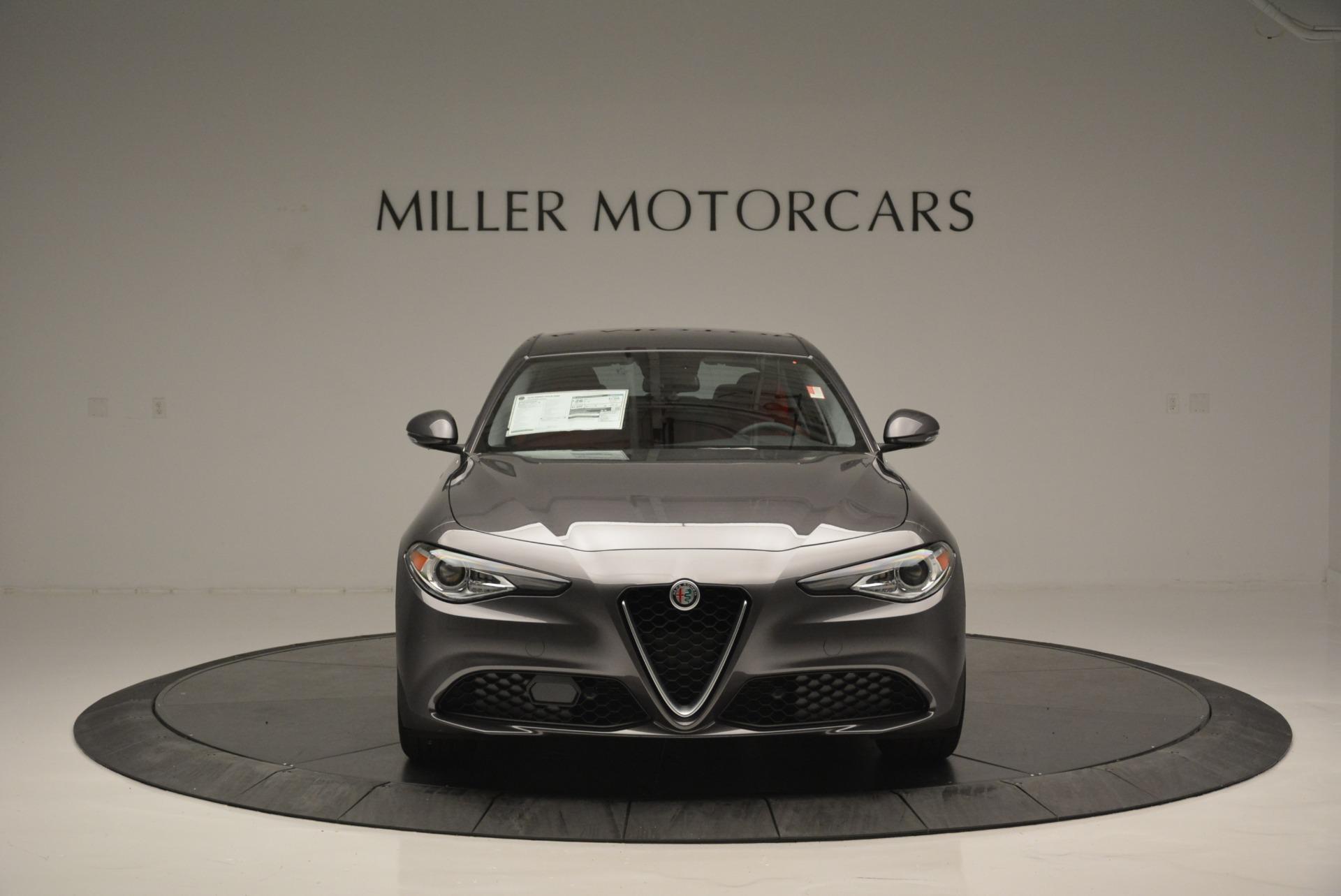 New 2018 Alfa Romeo Giulia Q4 For Sale In Westport, CT 2383_p17