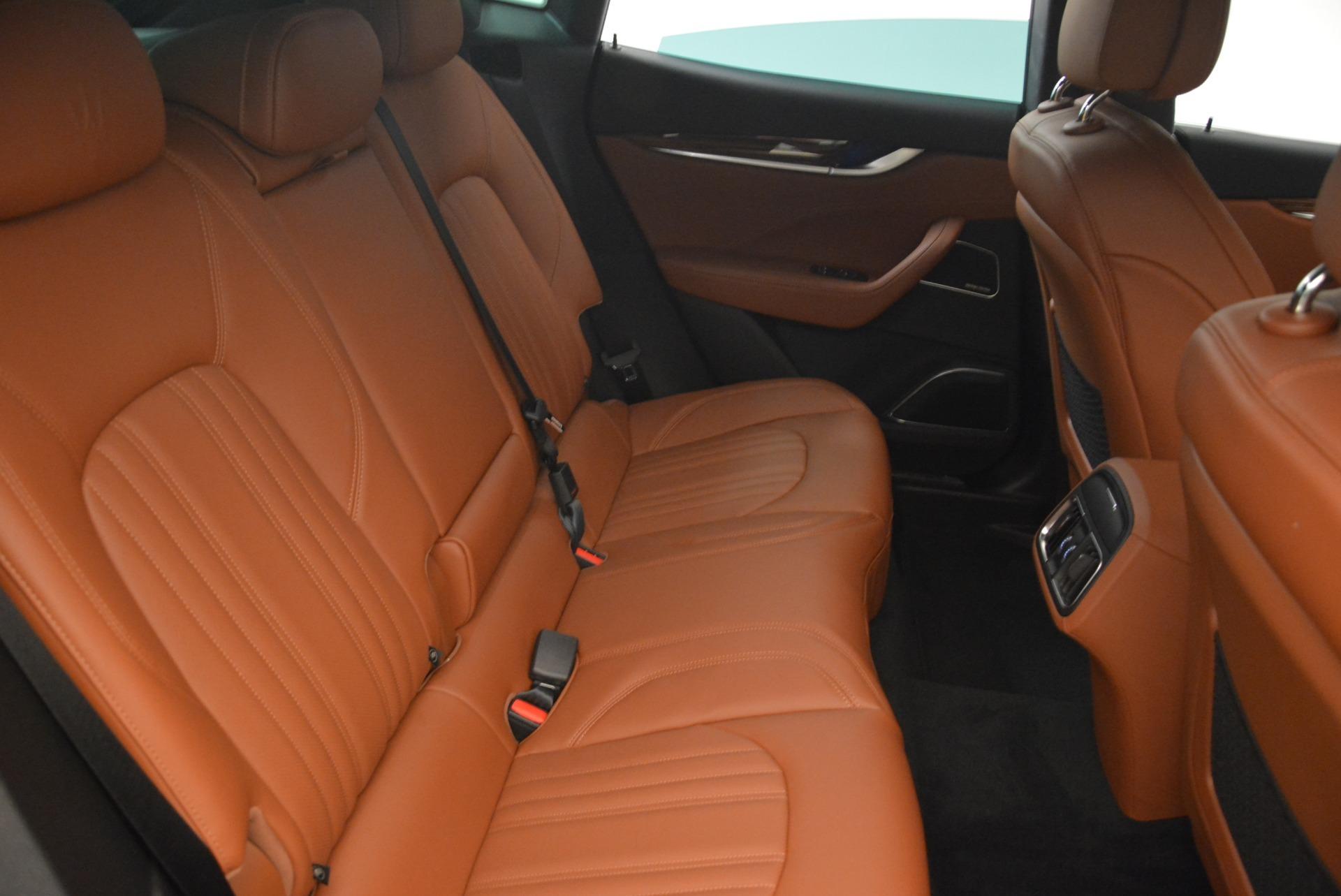 New 2018 Maserati Levante S Q4 GranLusso For Sale In Westport, CT 2384_p20