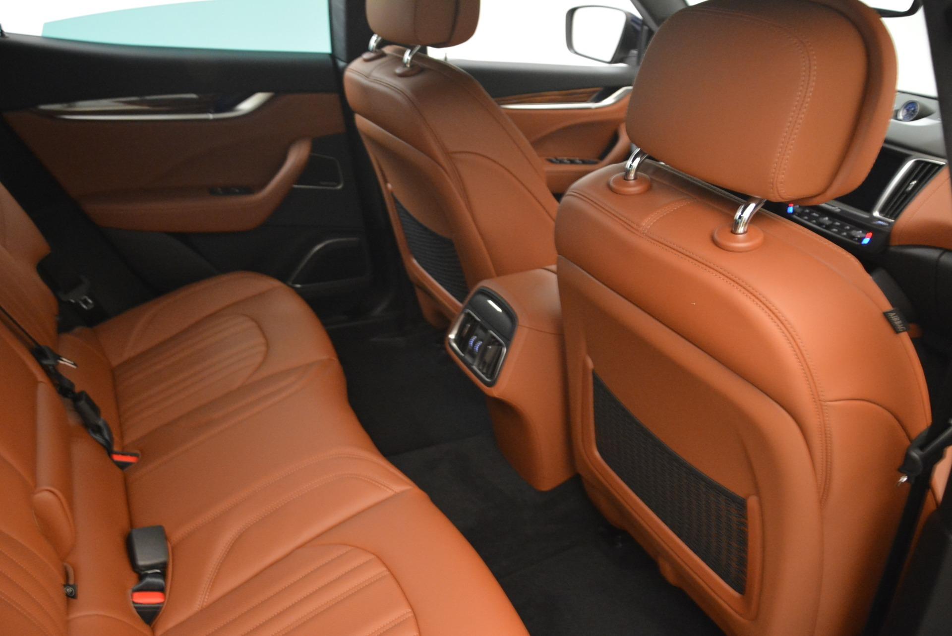 New 2018 Maserati Levante S Q4 GranLusso For Sale In Westport, CT 2384_p22