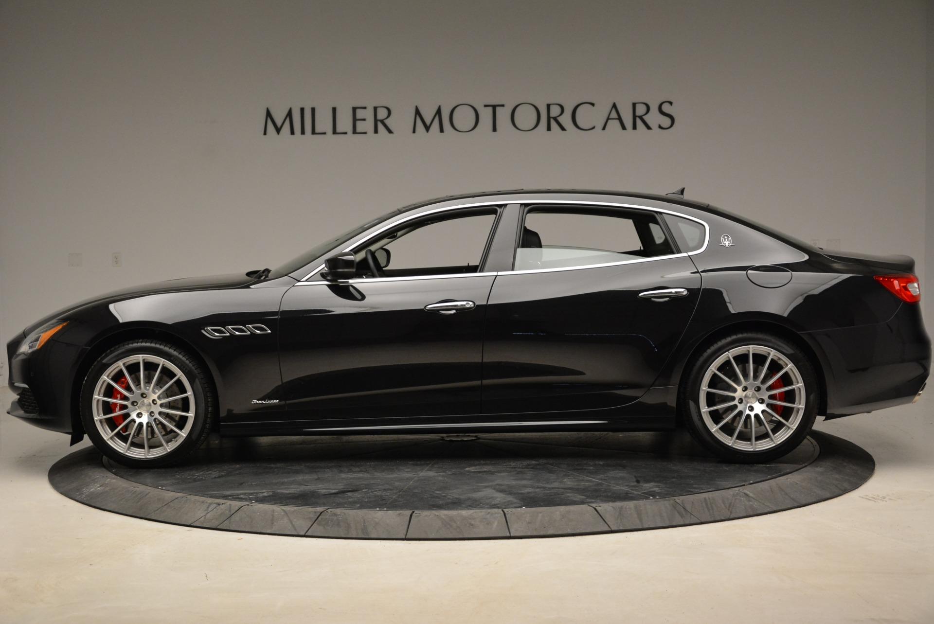 New 2018 Maserati Quattroporte S Q4 GranLusso For Sale In Westport, CT 2386_p3