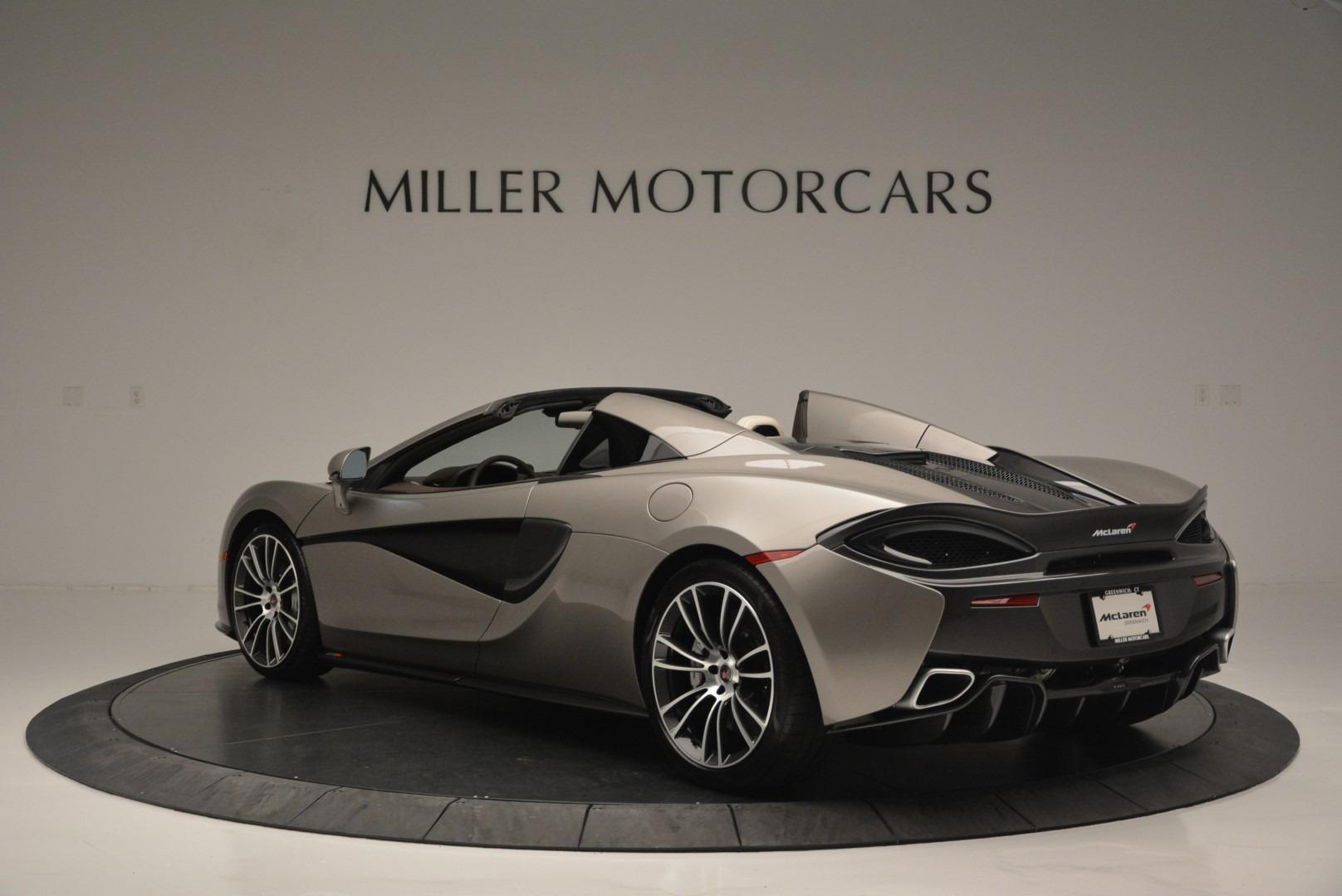 New 2018 McLaren 570S Spider For Sale In Westport, CT 2387_p5