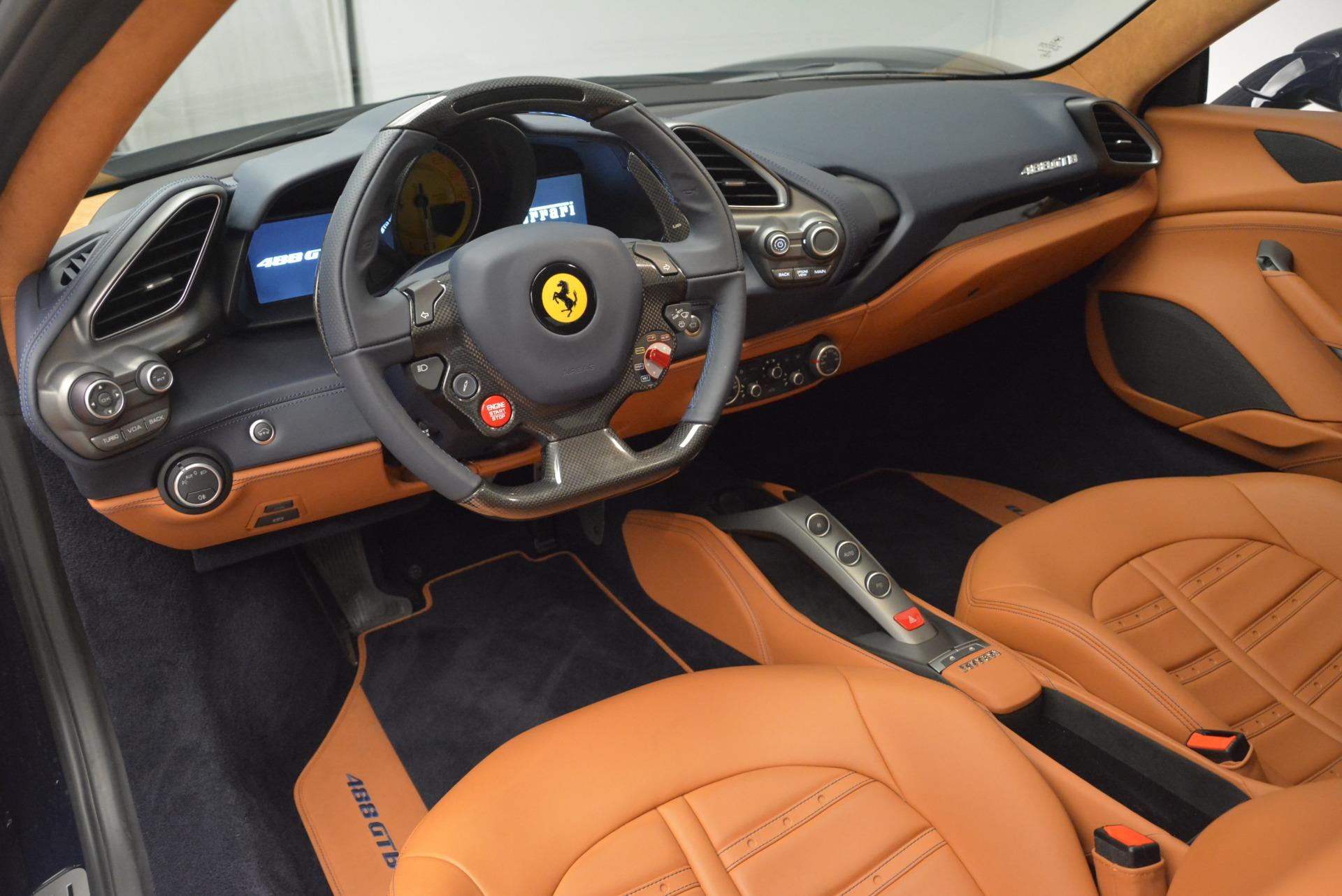 Used 2018 Ferrari 488 GTB  For Sale In Westport, CT 2388_p13