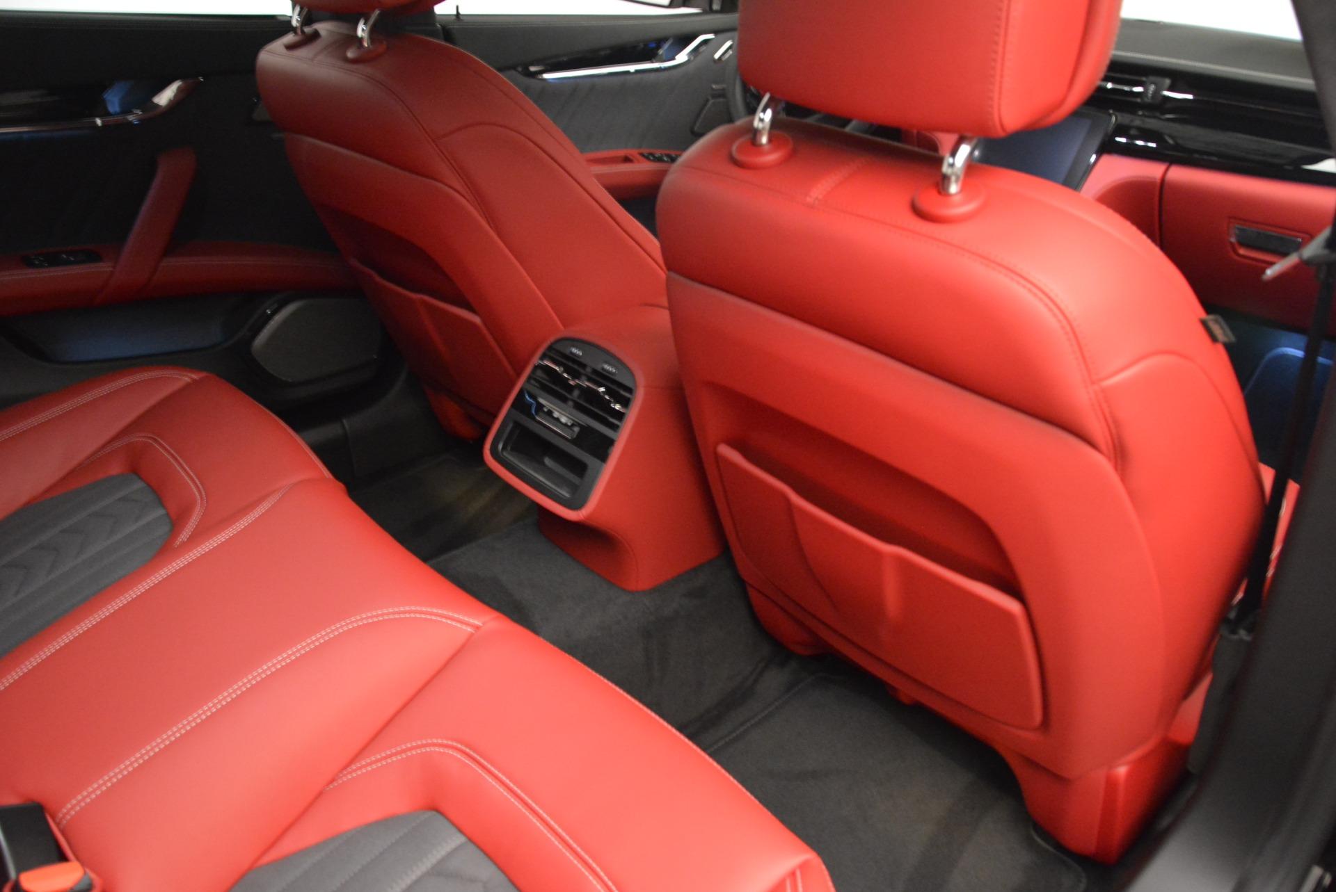 New 2018 Maserati Quattroporte S Q4 GranLusso For Sale In Westport, CT 2390_p23