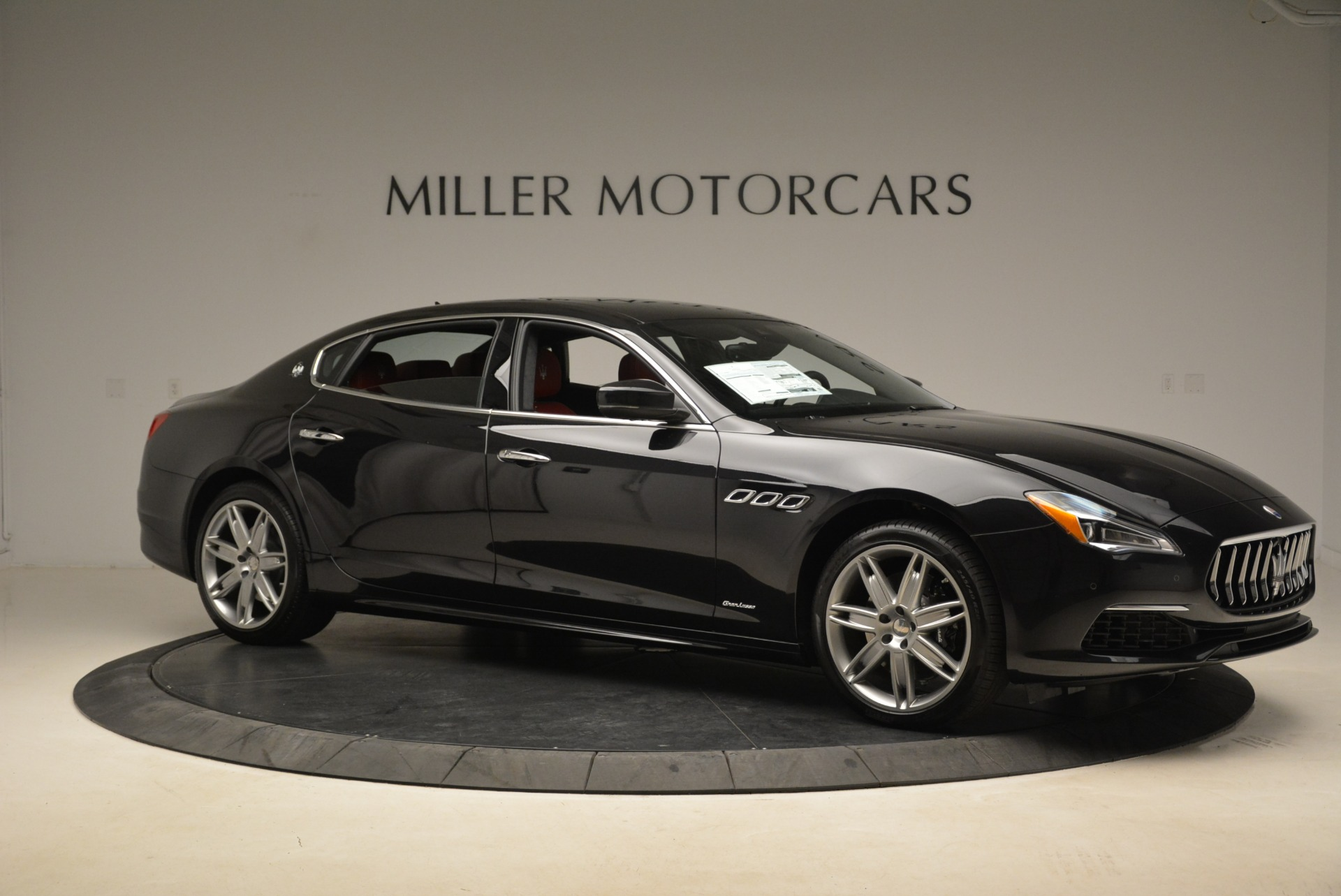 New 2018 Maserati Quattroporte S Q4 GranLusso For Sale In Westport, CT 2391_p10