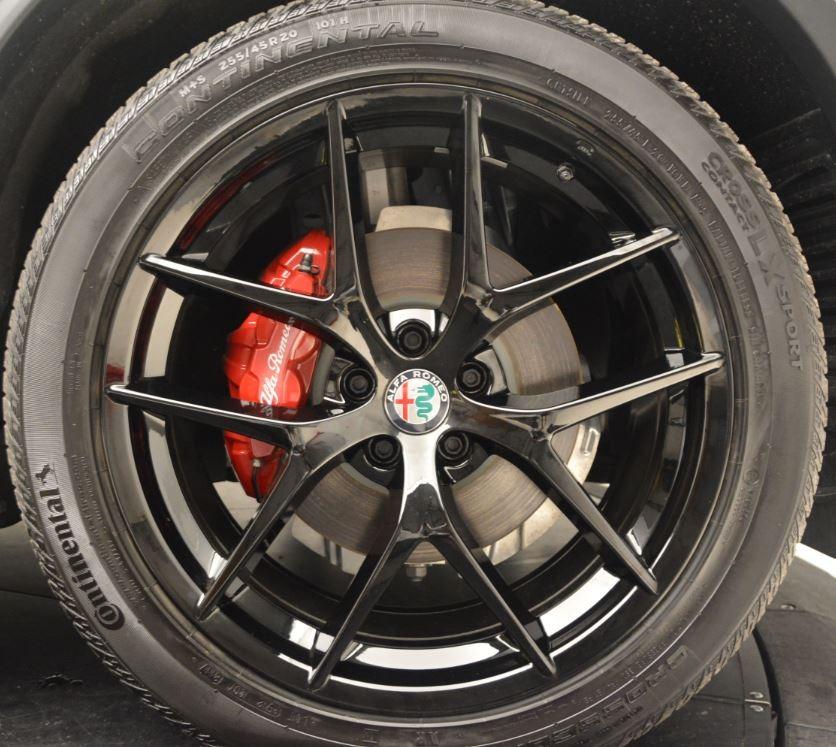 New 2018 Alfa Romeo Stelvio Ti Sport Q4 For Sale In Westport, CT 2393_p25