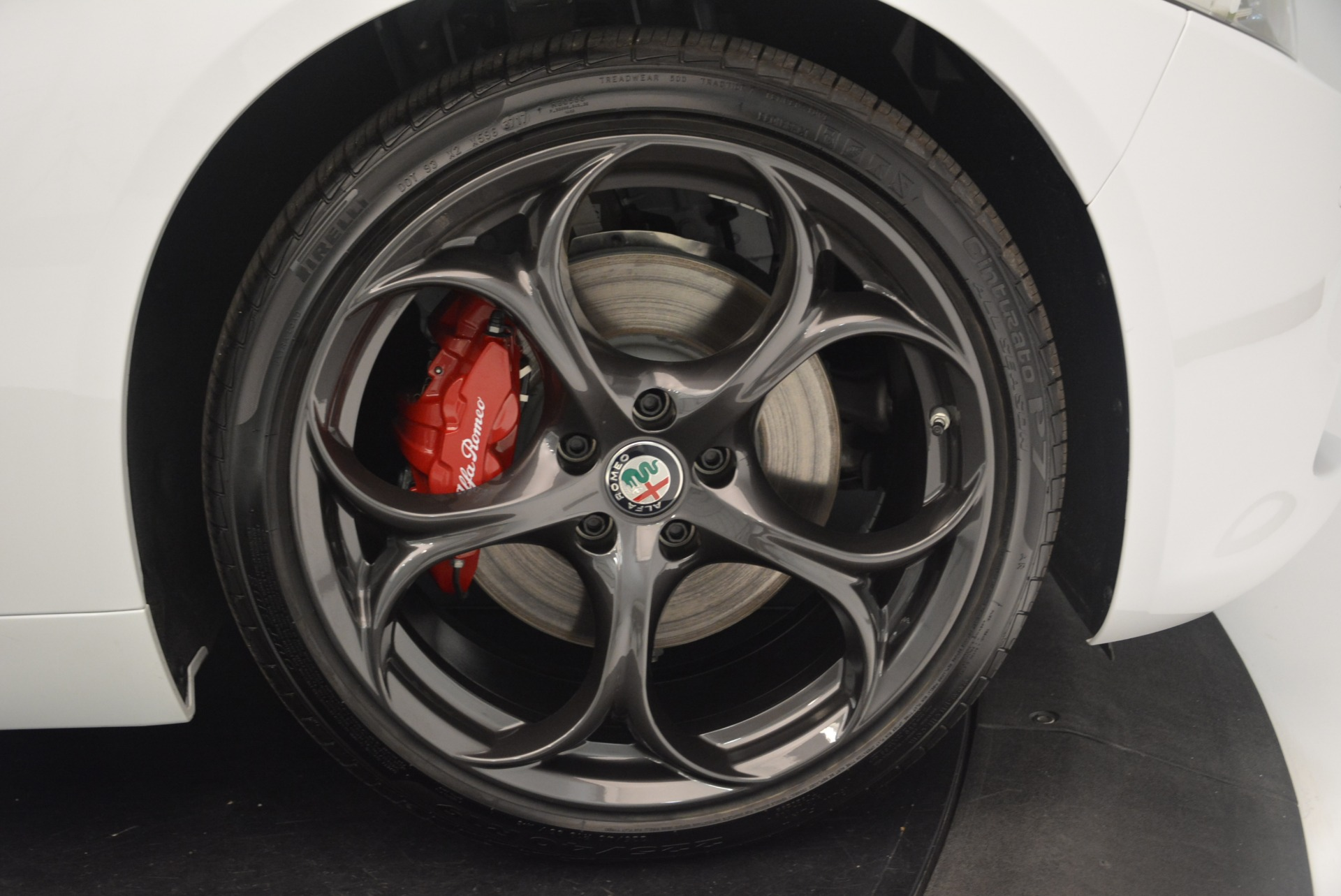 New 2018 Alfa Romeo Giulia Ti Sport Q4 For Sale In Westport, CT 2399_p25
