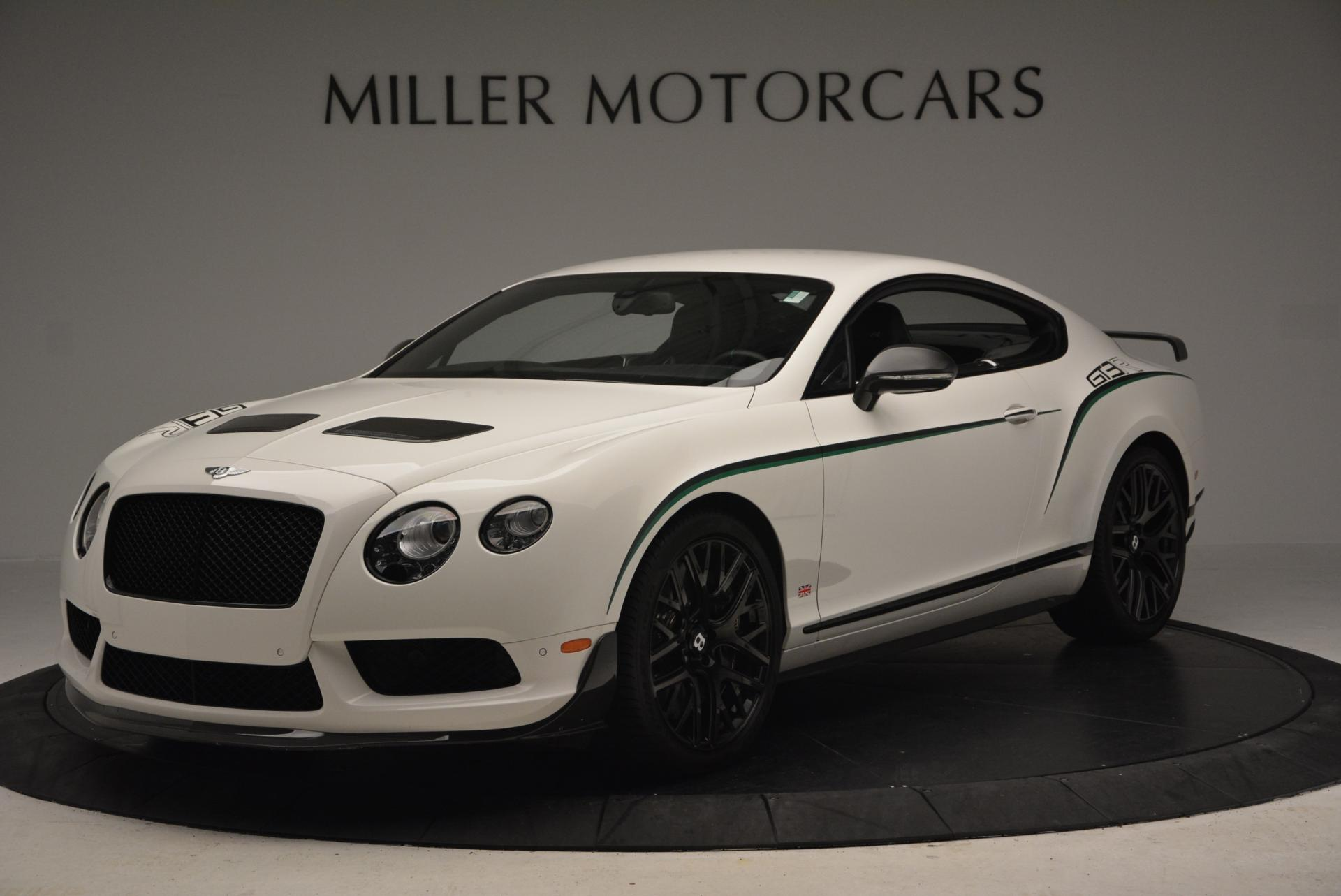Used 2015 Bentley GT GT3-R  For Sale In Westport, CT 24_p2