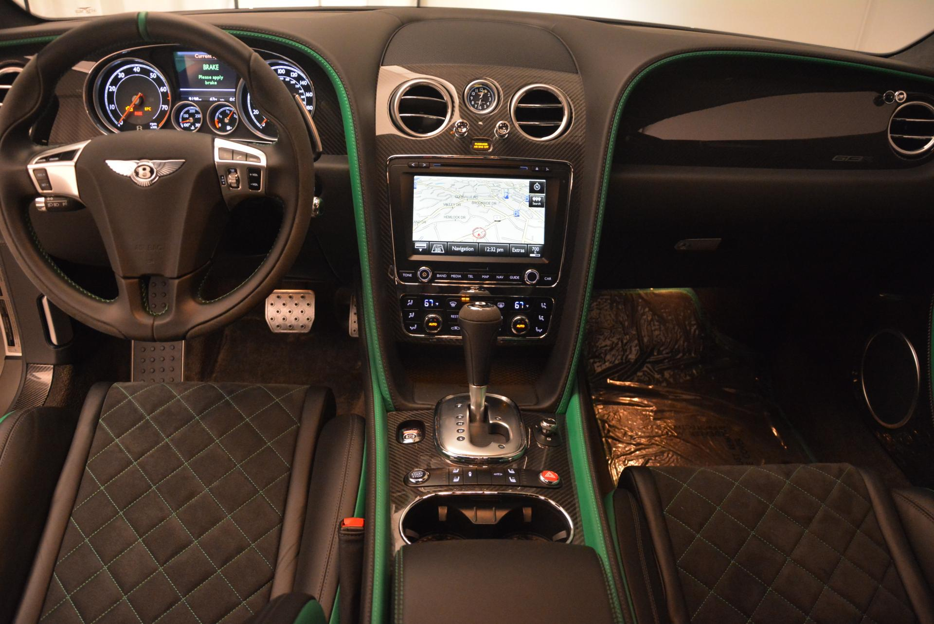 Used 2015 Bentley GT GT3-R  For Sale In Westport, CT 24_p40