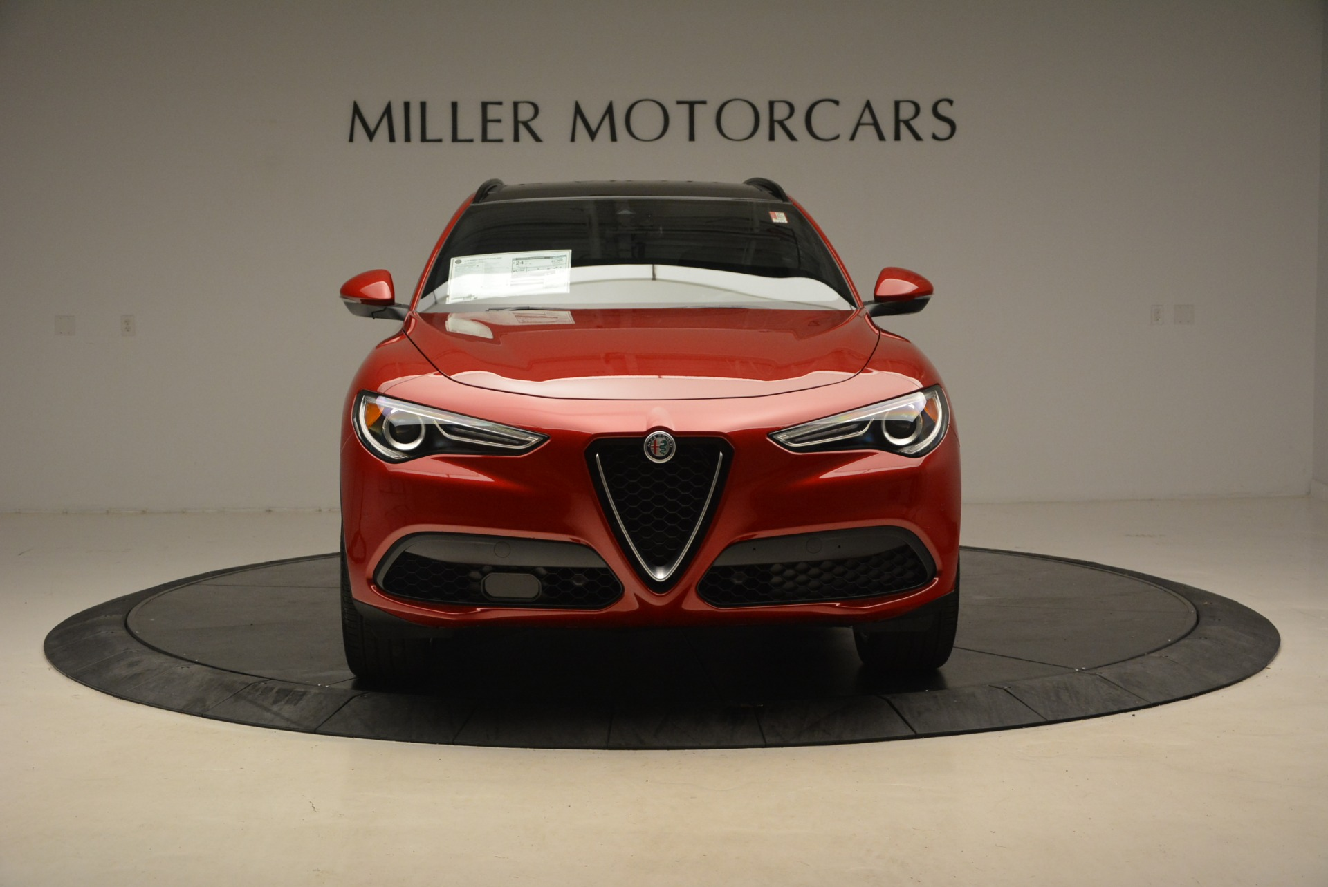 New 2018 Alfa Romeo Stelvio Ti Sport Q4 For Sale In Westport, CT 2407_p12