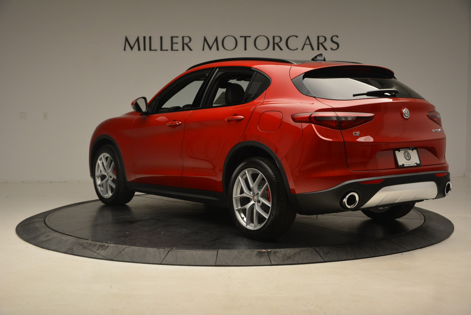 New 2018 Alfa Romeo Stelvio Ti Sport Q4 For Sale In Westport, CT 2407_p5