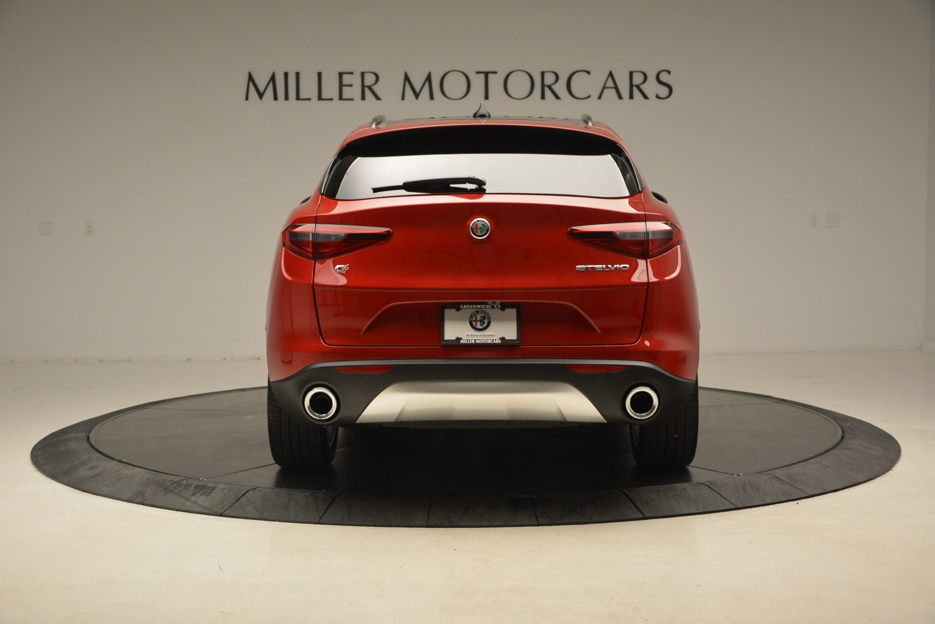 New 2018 Alfa Romeo Stelvio Ti Sport Q4 For Sale In Westport, CT 2407_p6