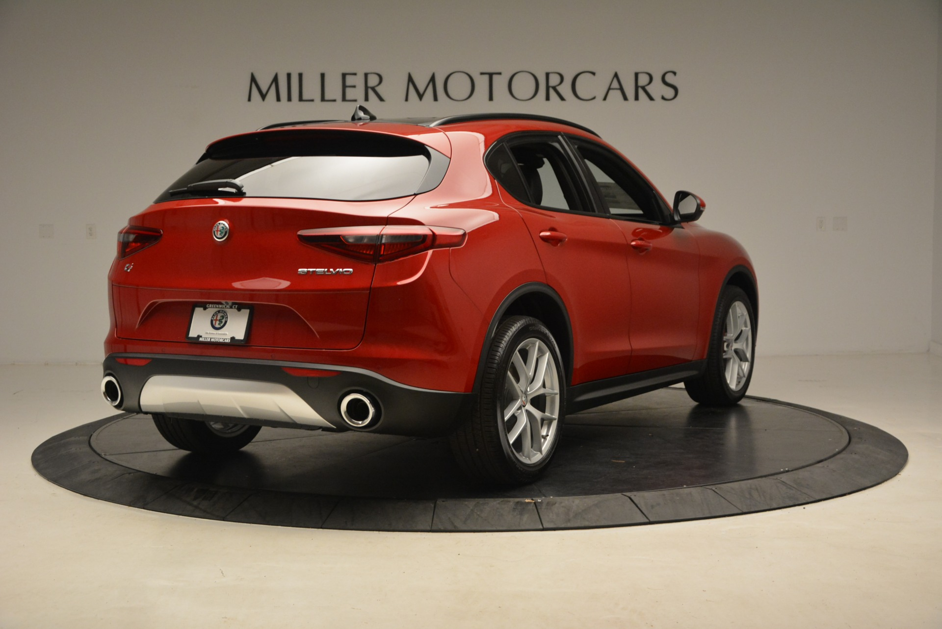 New 2018 Alfa Romeo Stelvio Ti Sport Q4 For Sale In Westport, CT 2407_p7