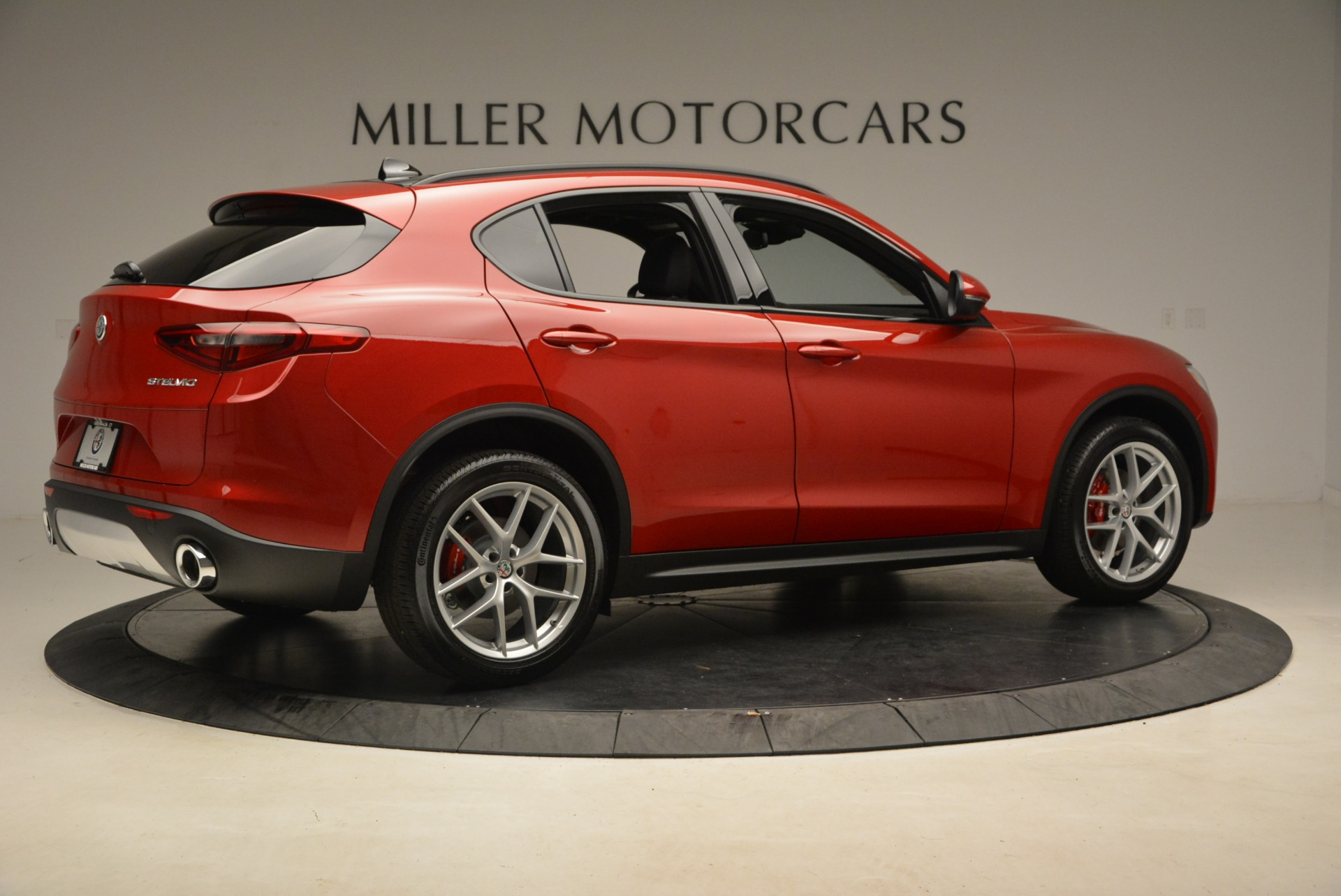 New 2018 Alfa Romeo Stelvio Ti Sport Q4 For Sale In Westport, CT 2407_p8