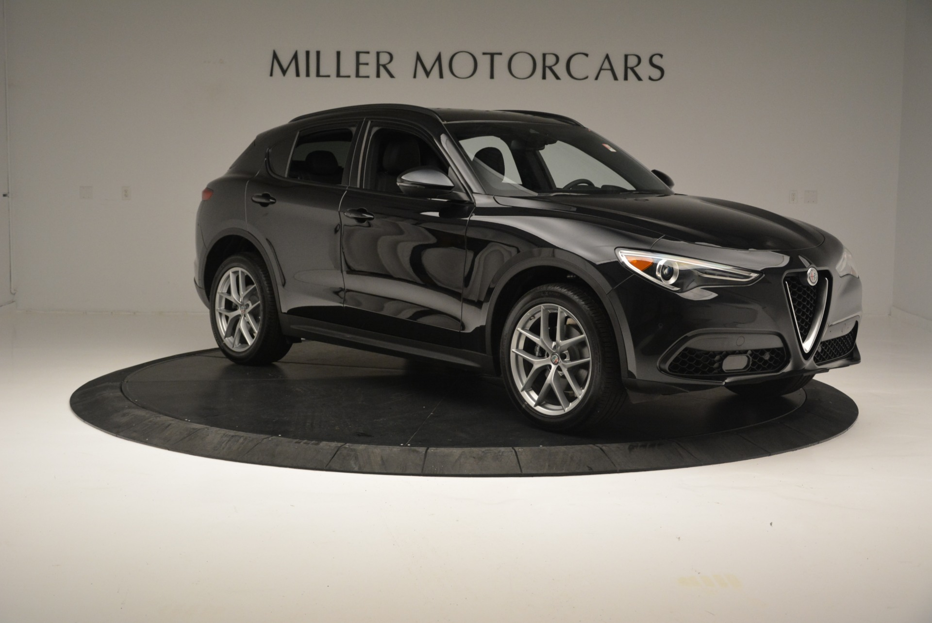 New 2018 Alfa Romeo Stelvio Ti Sport Q4 For Sale In Westport, CT 2408_p14