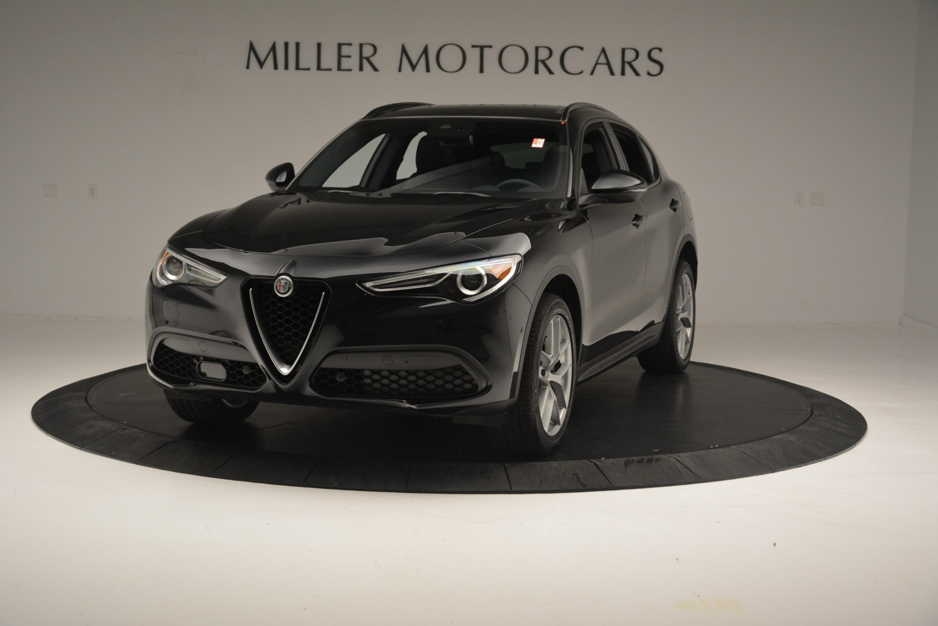 New 2018 Alfa Romeo Stelvio Ti Sport Q4 For Sale In Westport, CT 2408_p2