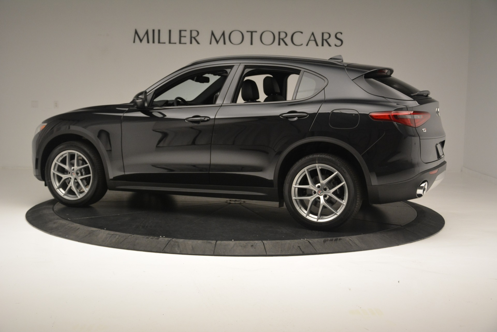 New 2018 Alfa Romeo Stelvio Ti Sport Q4 For Sale In Westport, CT 2408_p4