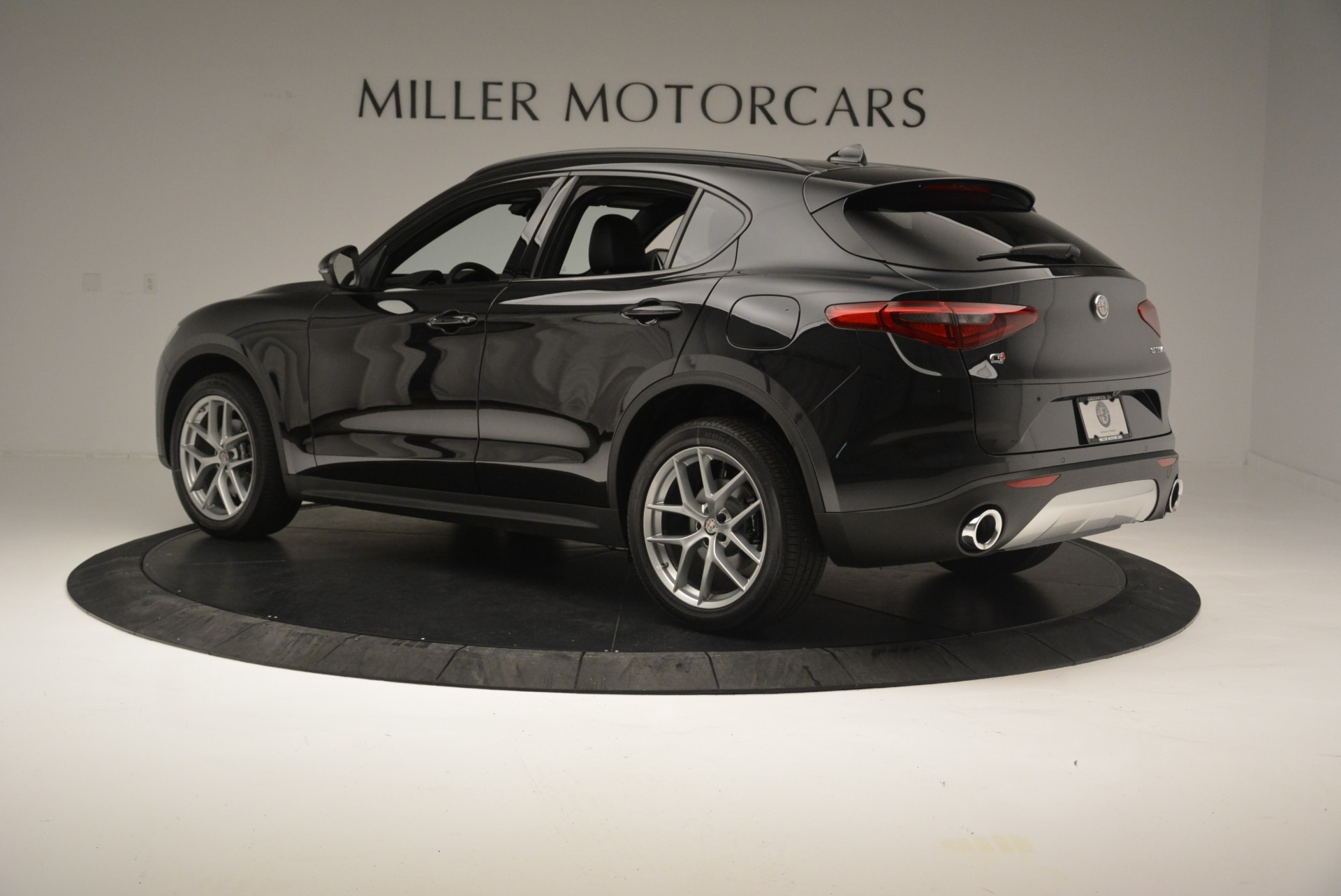 New 2018 Alfa Romeo Stelvio Ti Sport Q4 For Sale In Westport, CT 2408_p5