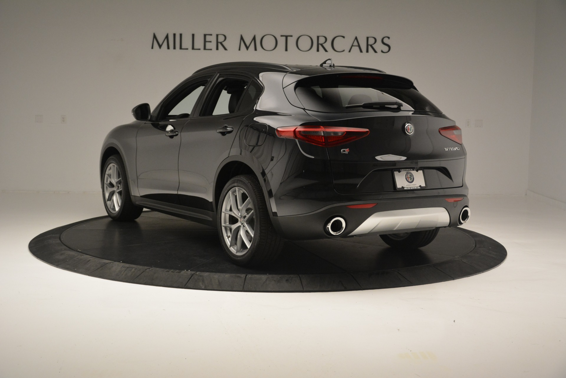 New 2018 Alfa Romeo Stelvio Ti Sport Q4 For Sale In Westport, CT 2408_p6