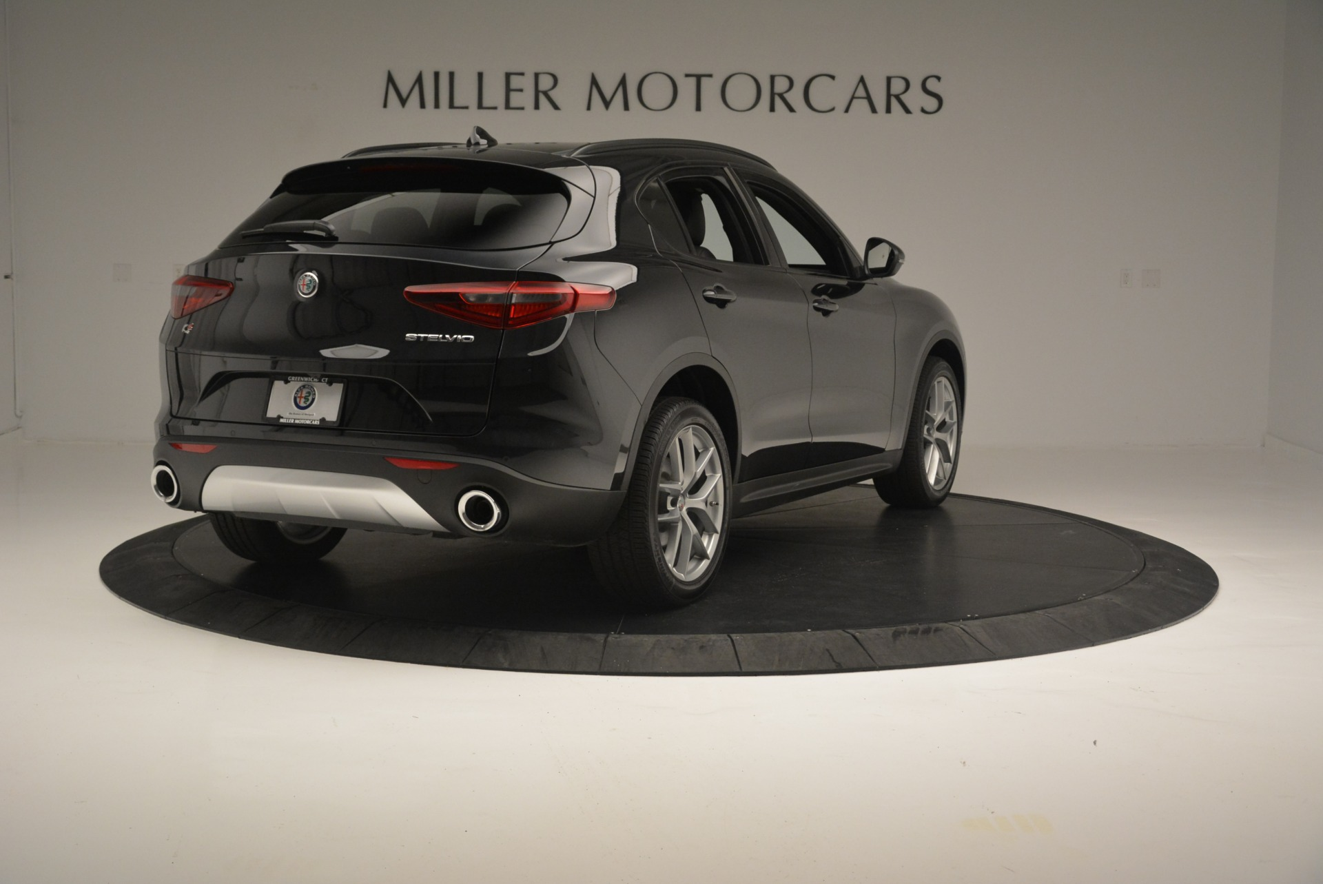 New 2018 Alfa Romeo Stelvio Ti Sport Q4 For Sale In Westport, CT 2408_p9