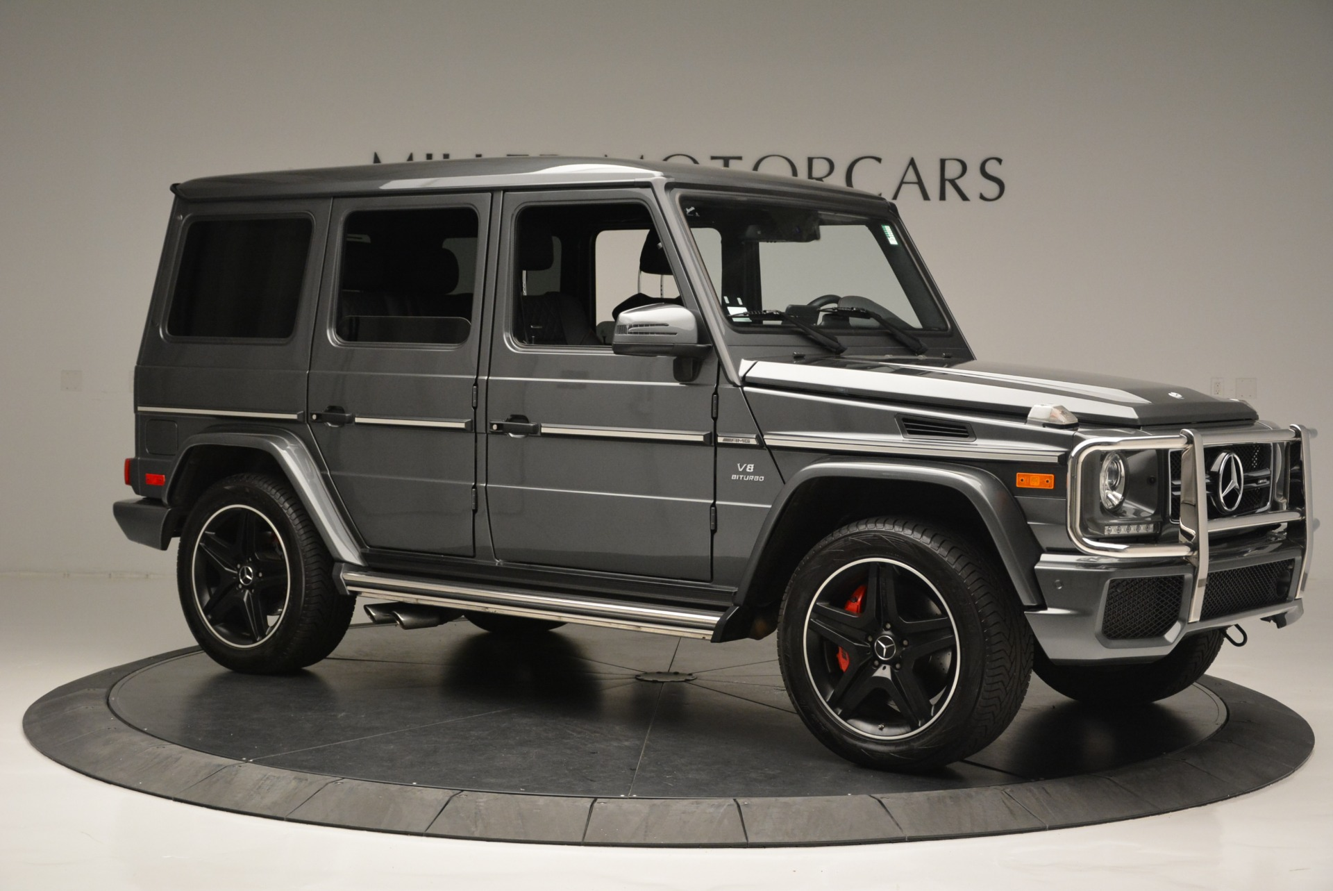 Used 2017 Mercedes-Benz G-Class AMG G 63 For Sale In Westport, CT 2409_p10