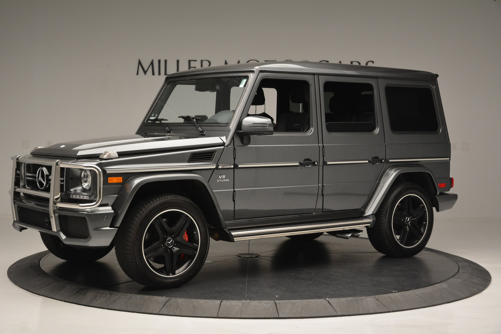 Used 2017 Mercedes-Benz G-Class AMG G 63 For Sale In Westport, CT 2409_p2