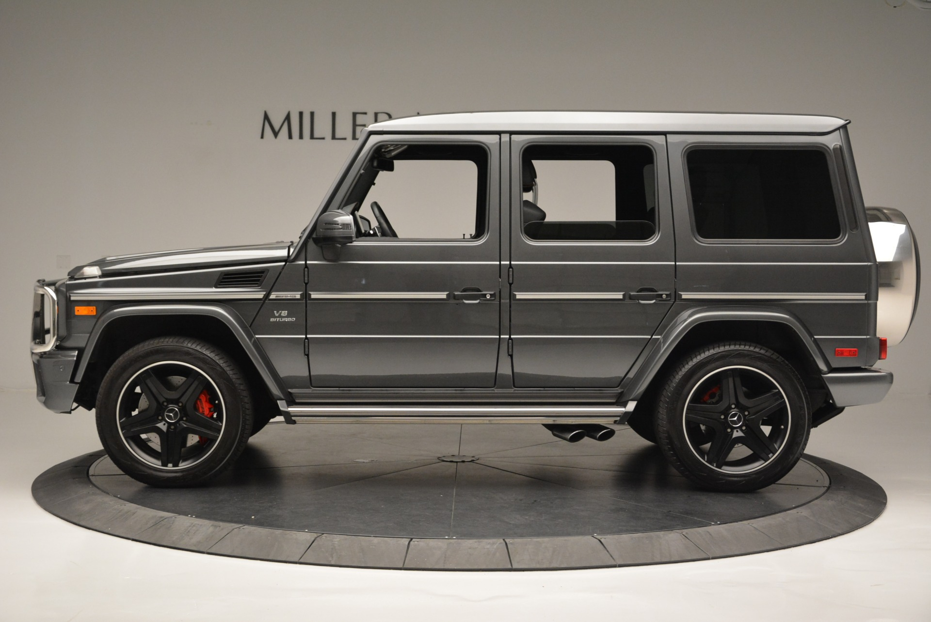 Used 2017 Mercedes-Benz G-Class AMG G 63 For Sale In Westport, CT 2409_p3