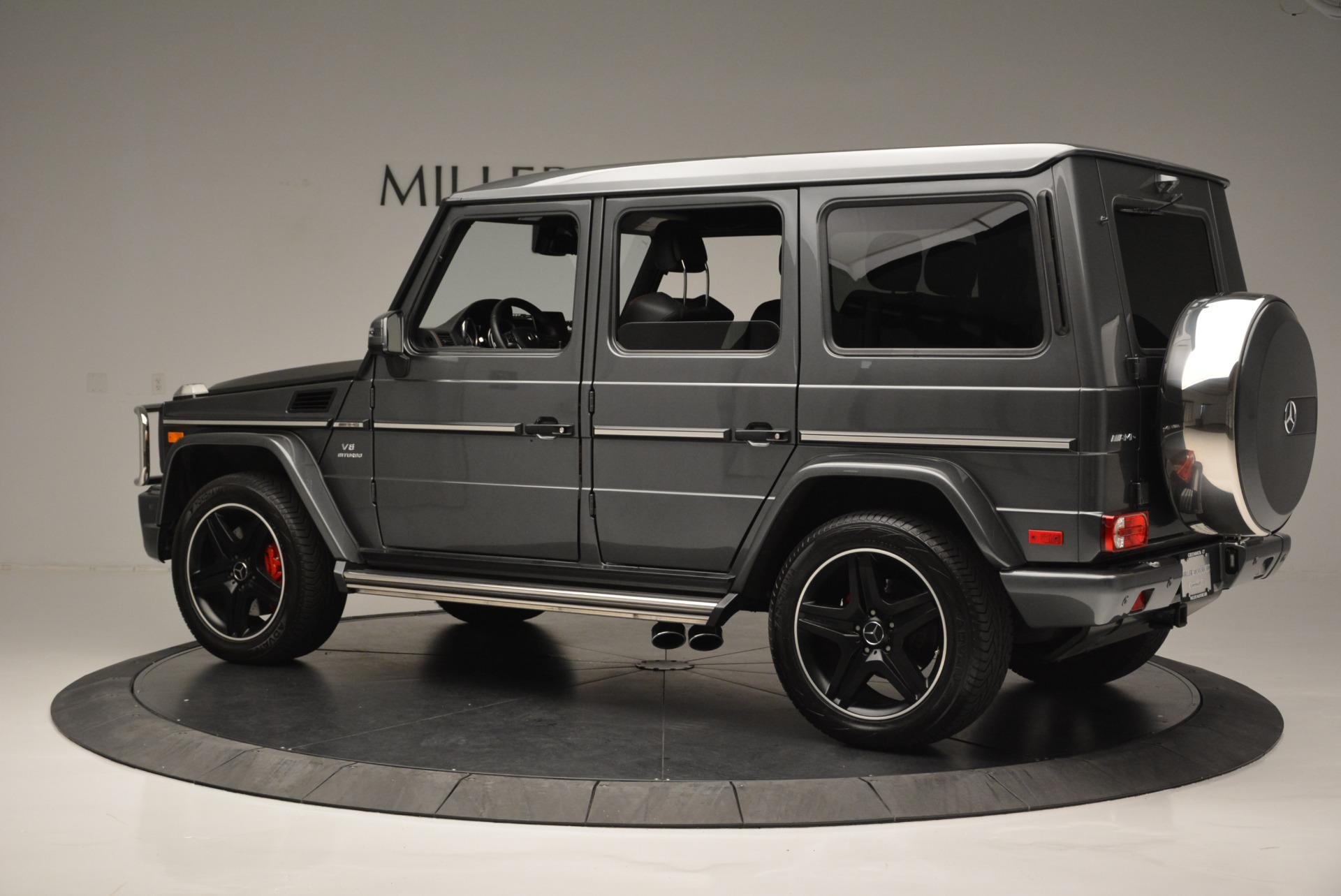 Used 2017 Mercedes-Benz G-Class AMG G 63 For Sale In Westport, CT 2409_p4