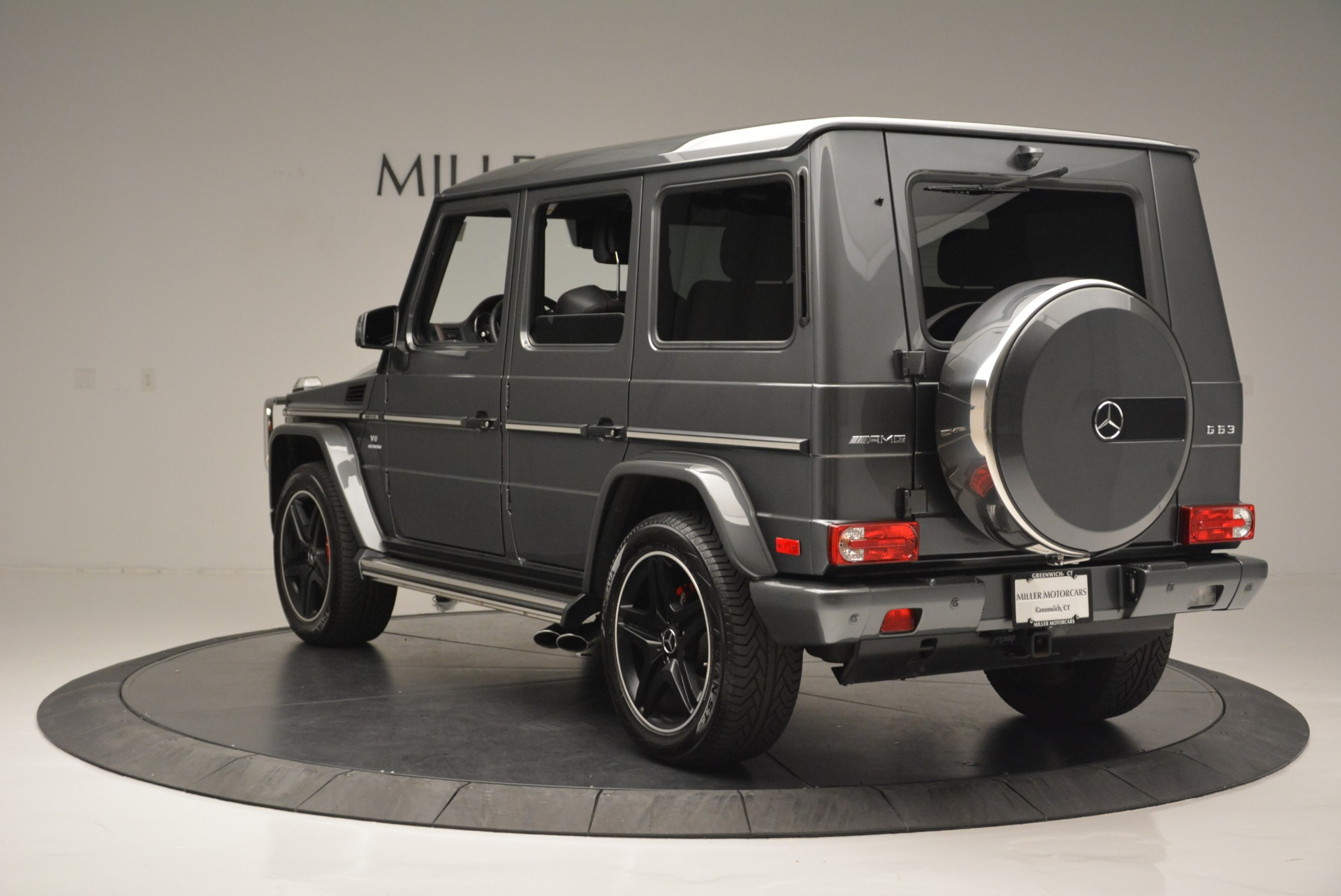 Used 2017 Mercedes-Benz G-Class AMG G 63 For Sale In Westport, CT 2409_p5