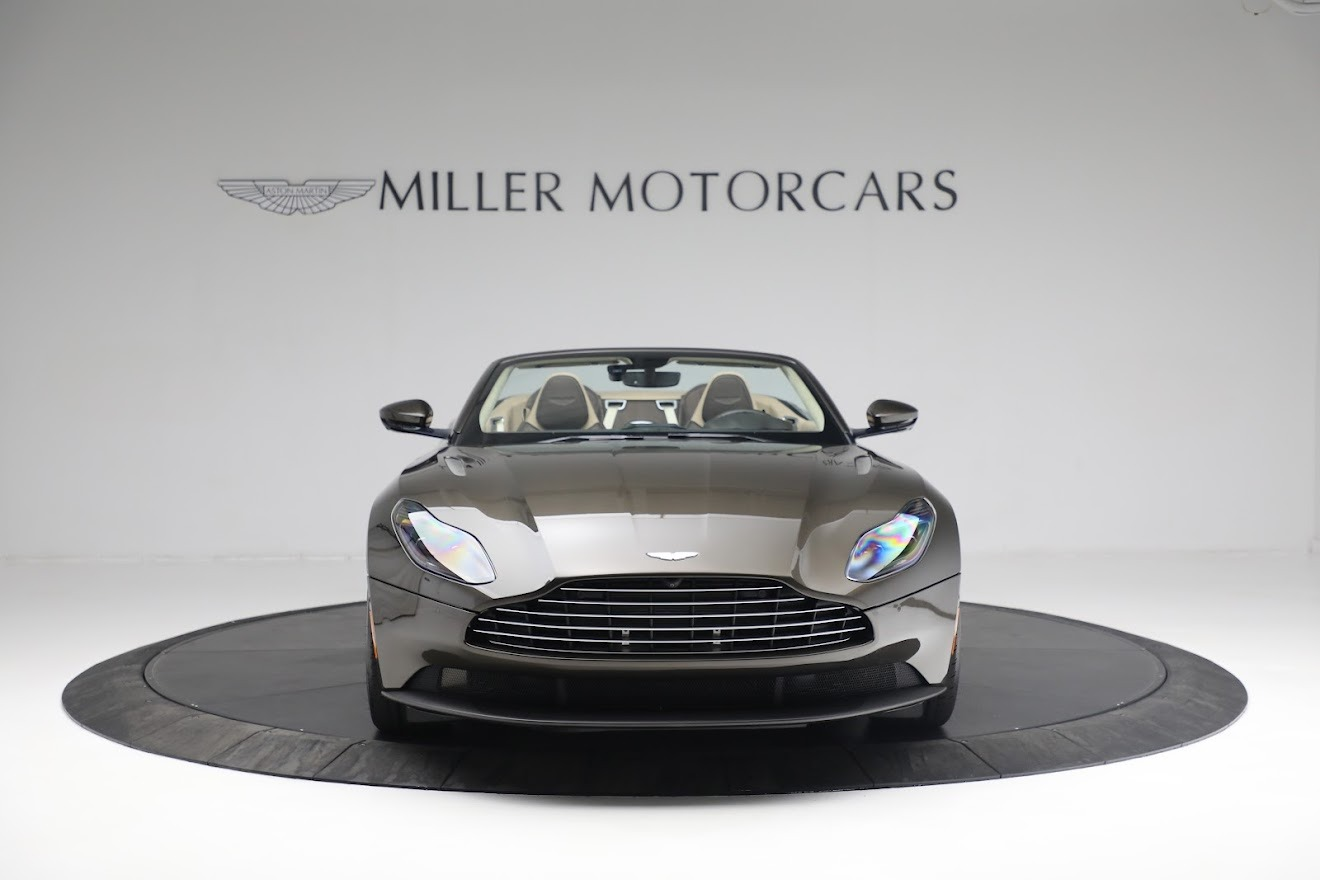 New 2019 Aston Martin DB11 V8 Convertible For Sale In Westport, CT 2410_p11