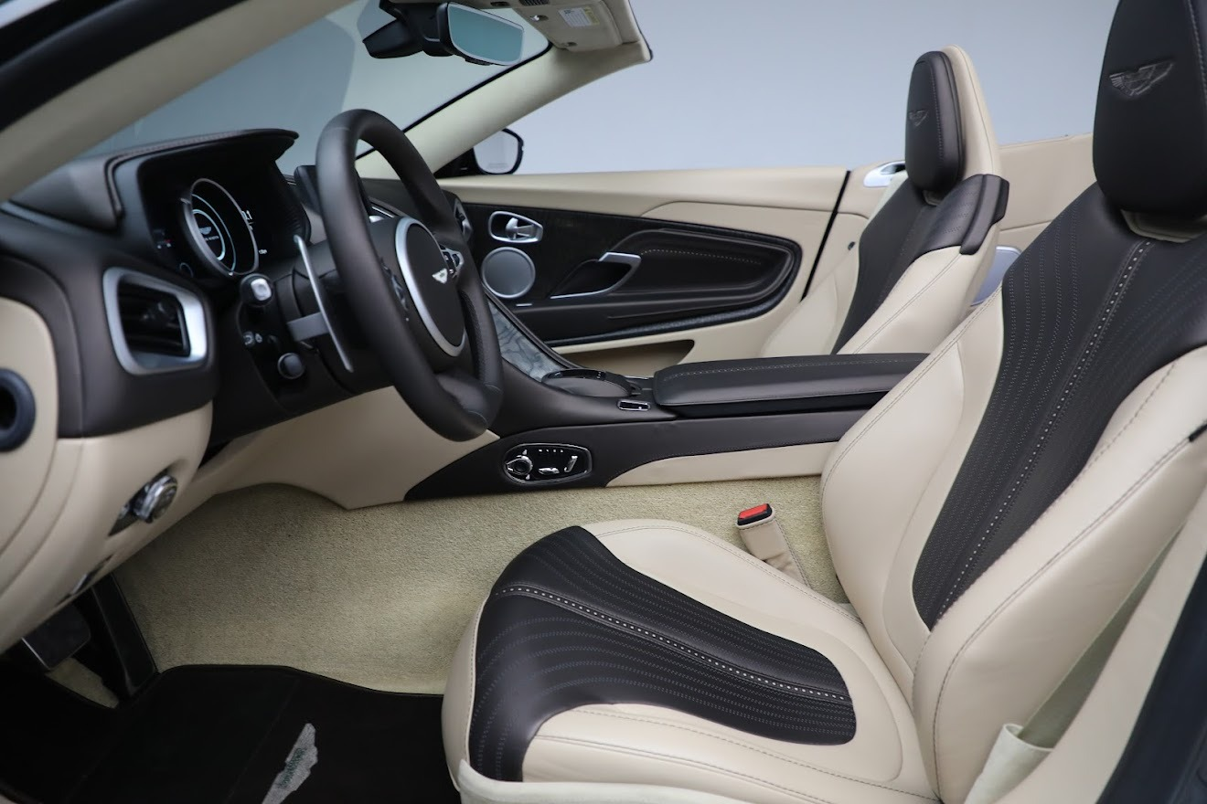 New 2019 Aston Martin DB11 V8 Convertible For Sale In Westport, CT 2410_p19