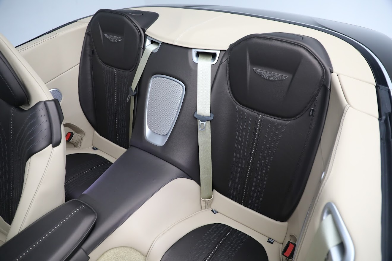 New 2019 Aston Martin DB11 V8 Convertible For Sale In Westport, CT 2410_p23