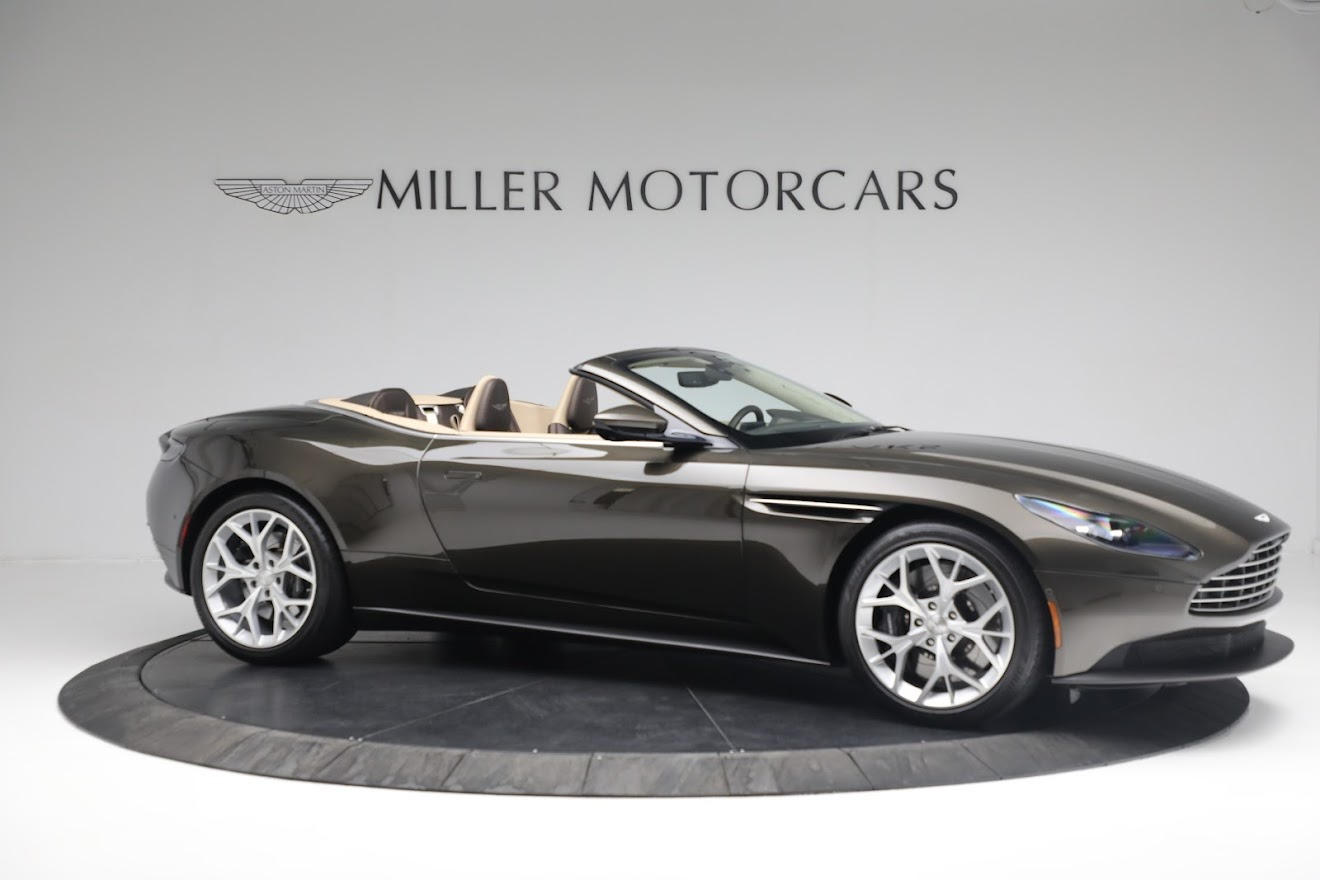 New 2019 Aston Martin DB11 V8 Convertible For Sale In Westport, CT 2410_p9