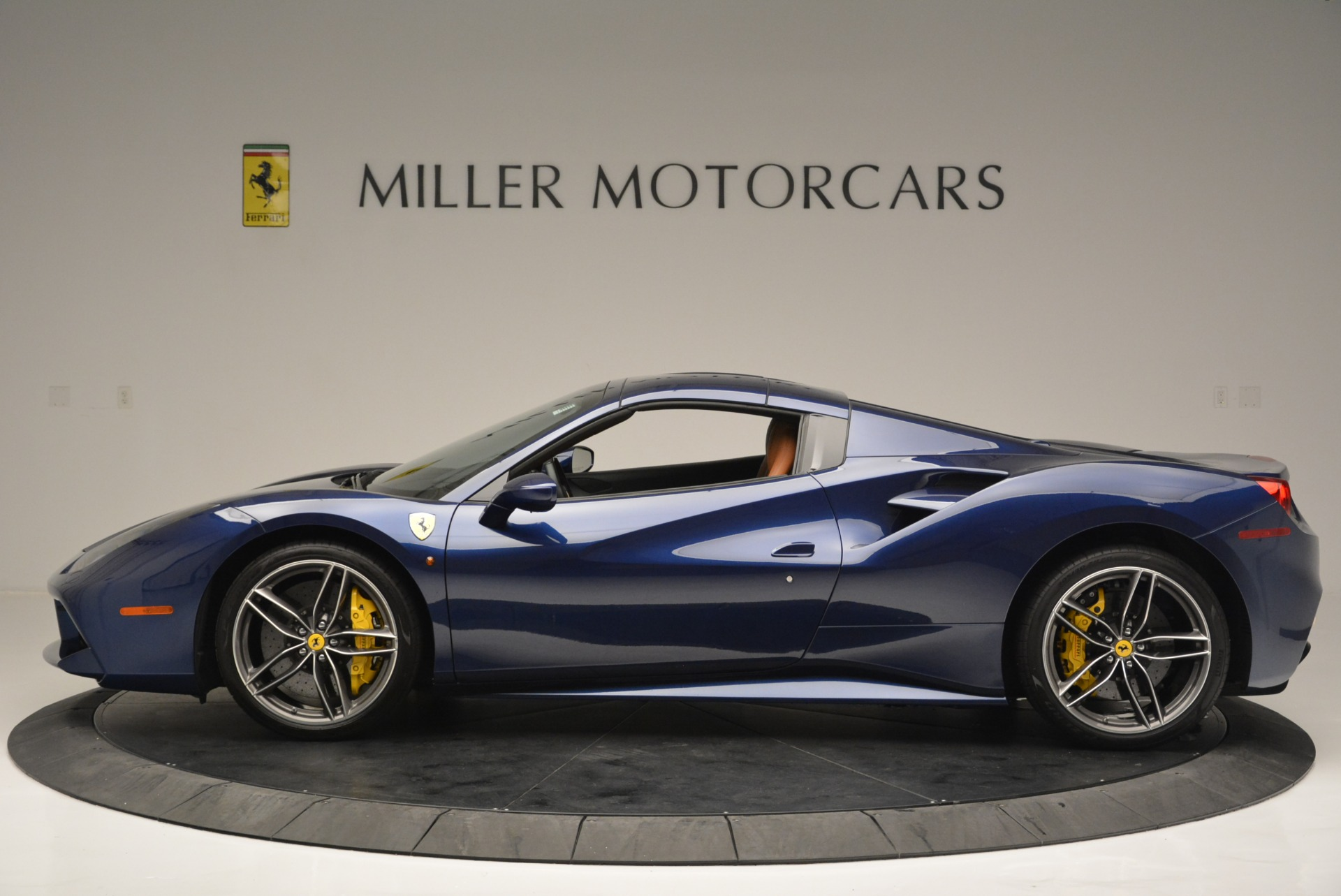 Used 2016 Ferrari 488 Spider  For Sale In Westport, CT 2411_p15