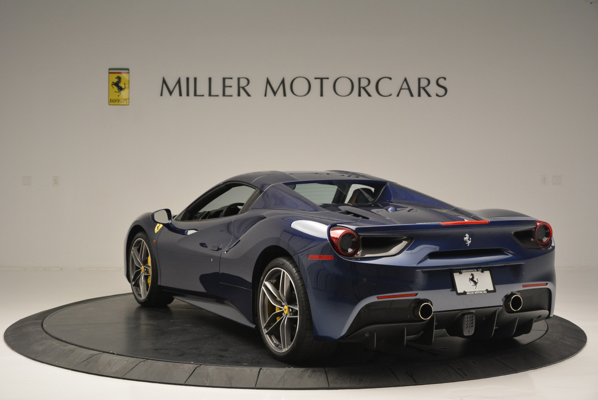 Used 2016 Ferrari 488 Spider  For Sale In Westport, CT 2411_p17