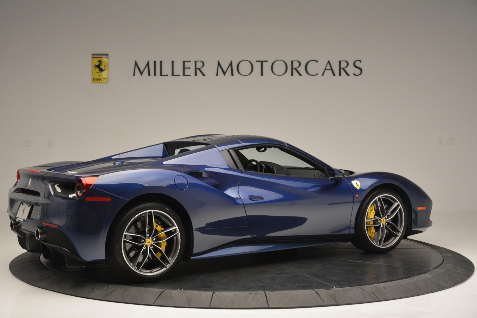 Used 2016 Ferrari 488 Spider  For Sale In Westport, CT 2411_p20