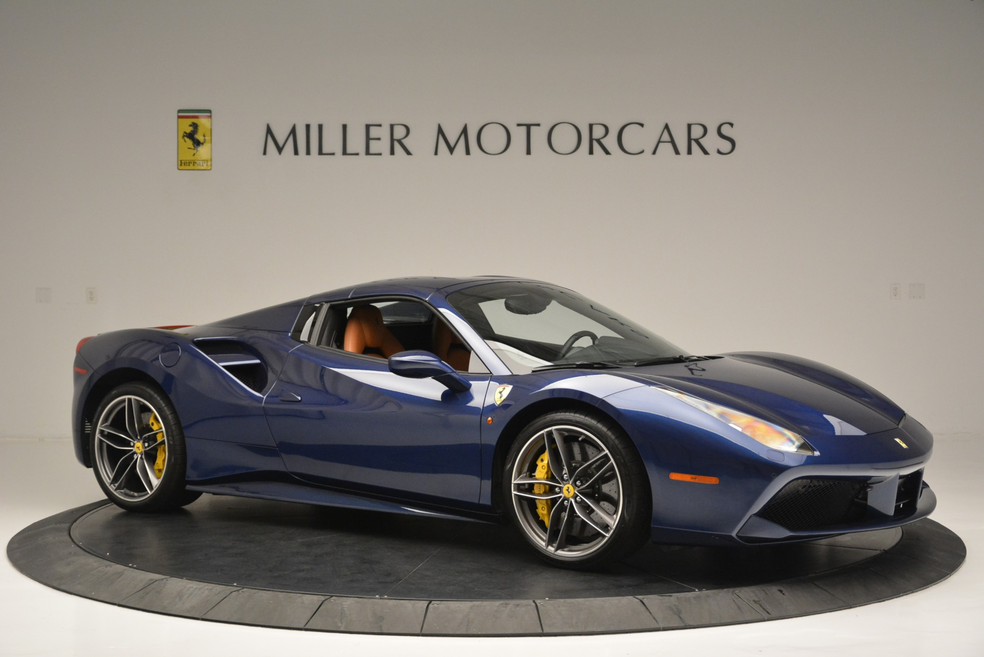 Used 2016 Ferrari 488 Spider  For Sale In Westport, CT 2411_p22