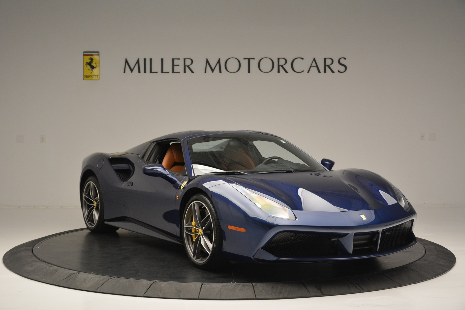 Used 2016 Ferrari 488 Spider  For Sale In Westport, CT 2411_p23