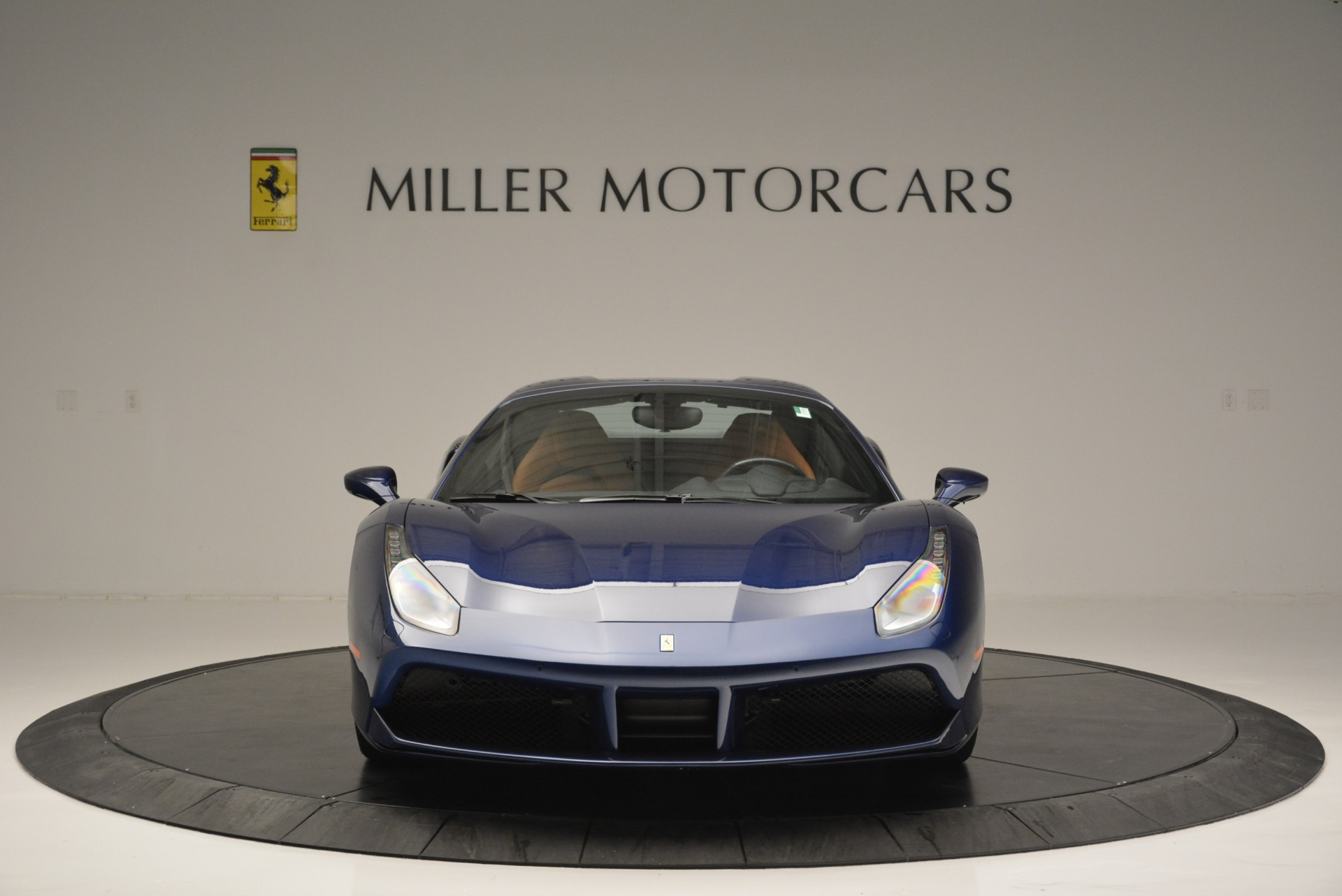 Used 2016 Ferrari 488 Spider  For Sale In Westport, CT 2411_p24