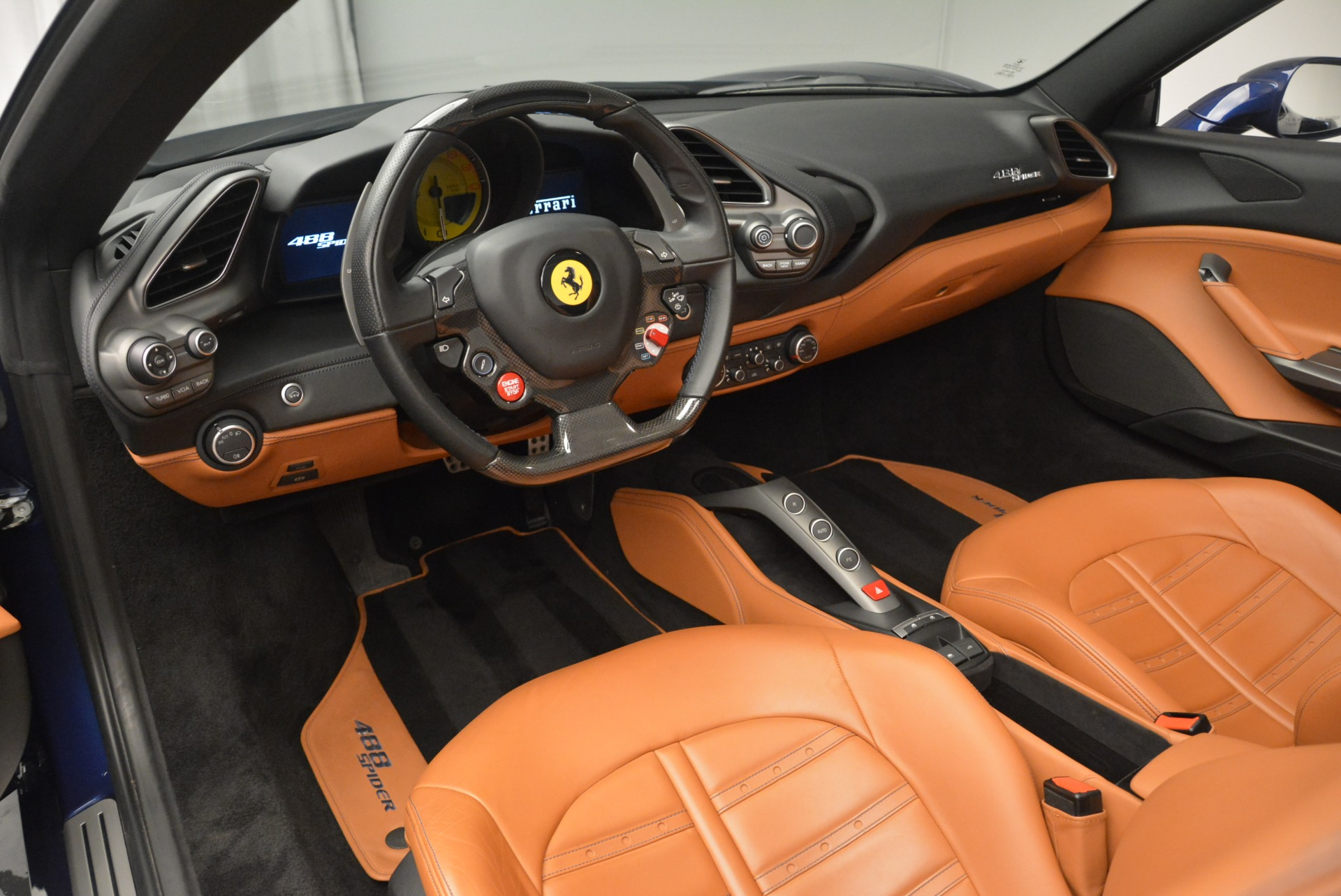 Used 2016 Ferrari 488 Spider  For Sale In Westport, CT 2411_p25