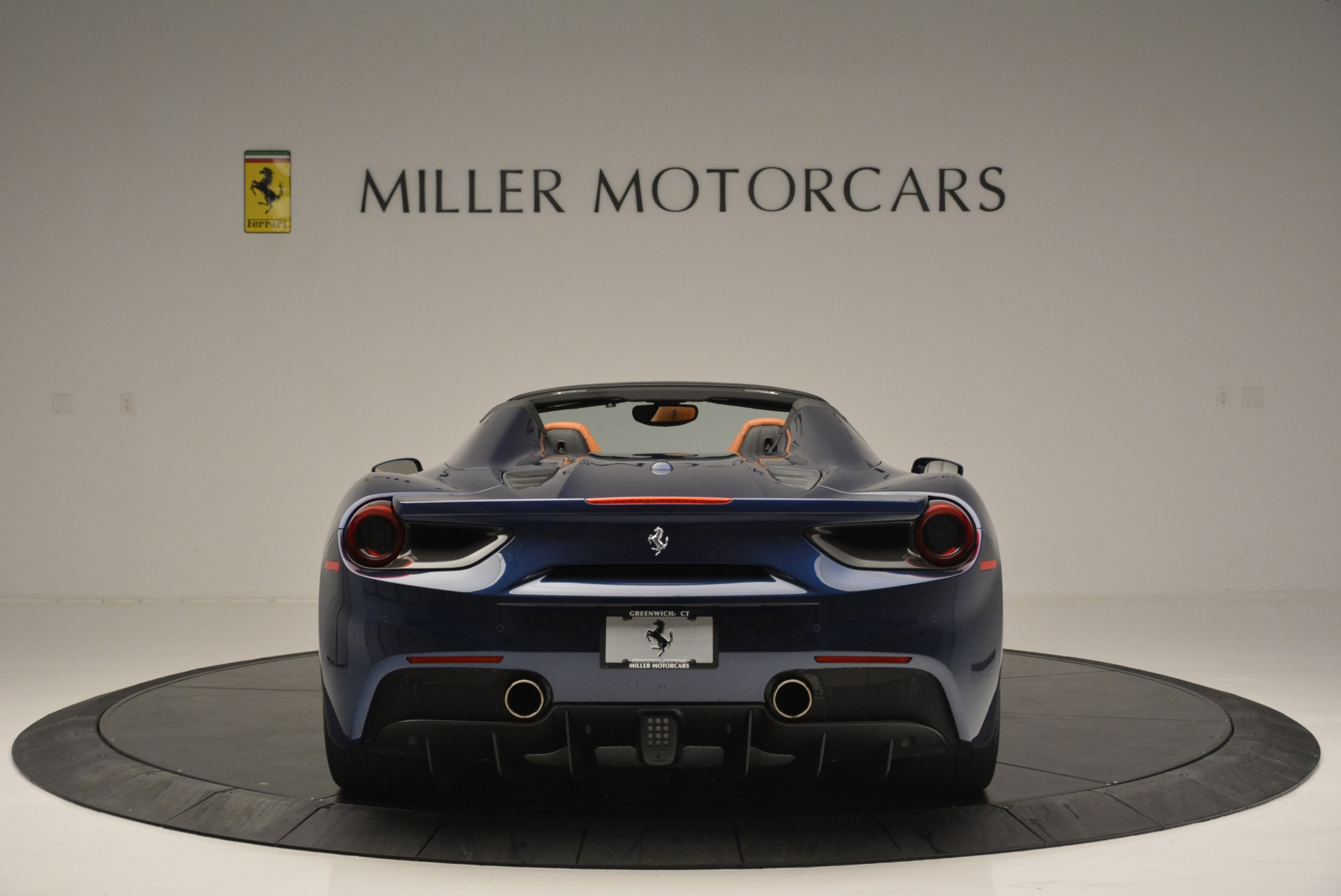 Used 2016 Ferrari 488 Spider  For Sale In Westport, CT 2411_p6