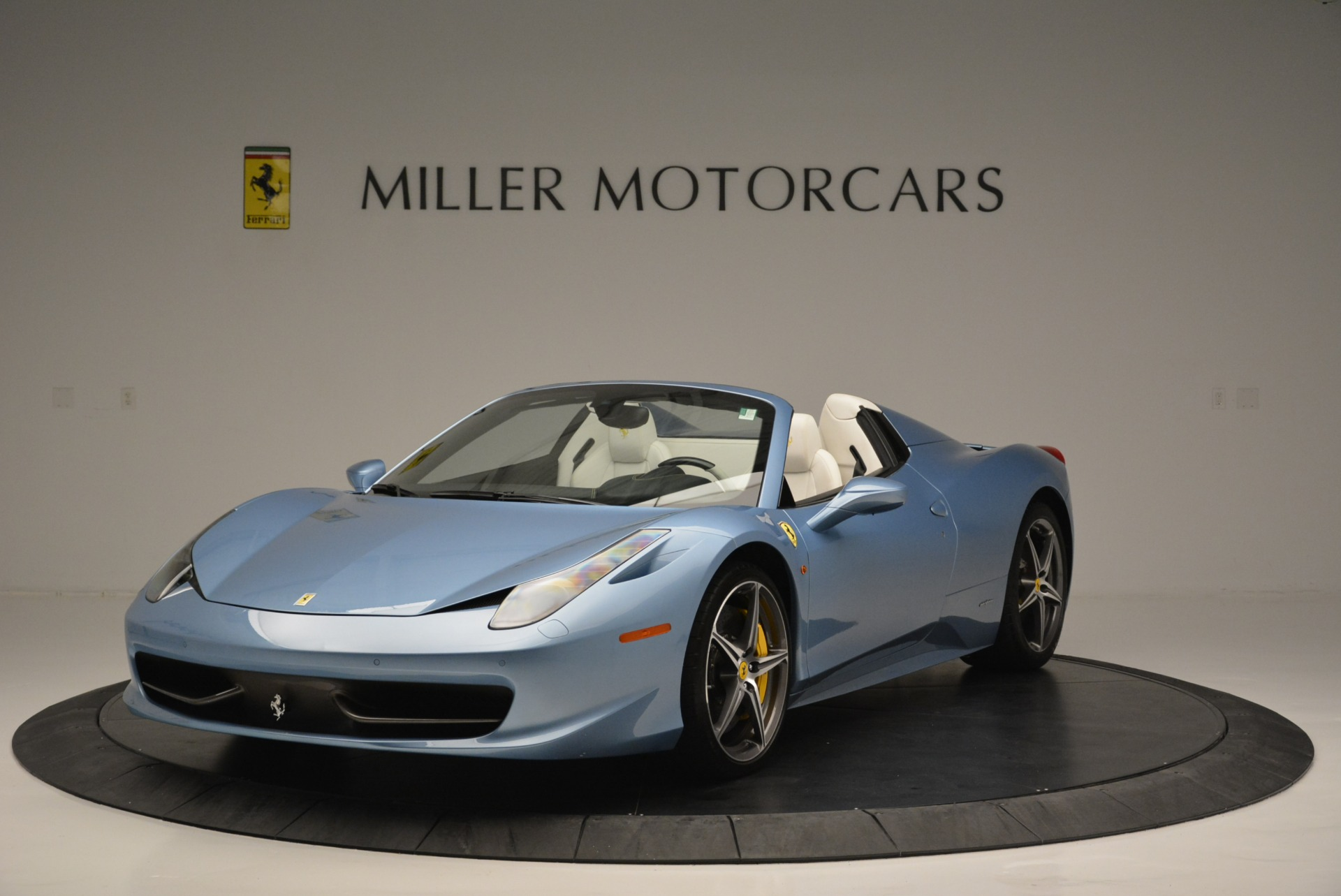 Used 2012 Ferrari 458 Spider  For Sale In Westport, CT