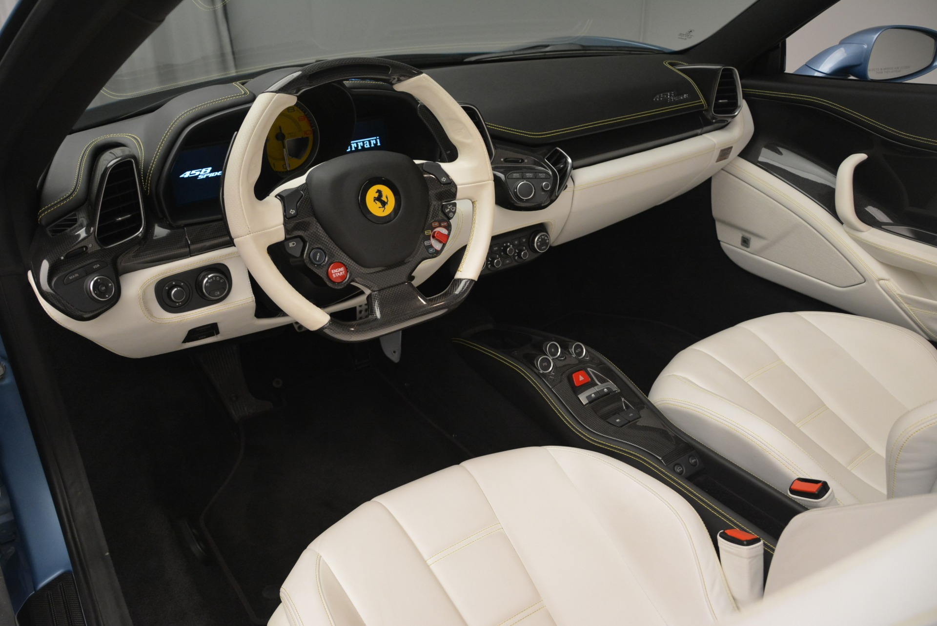 Used 2012 Ferrari 458 Spider  For Sale In Westport, CT 2413_p25