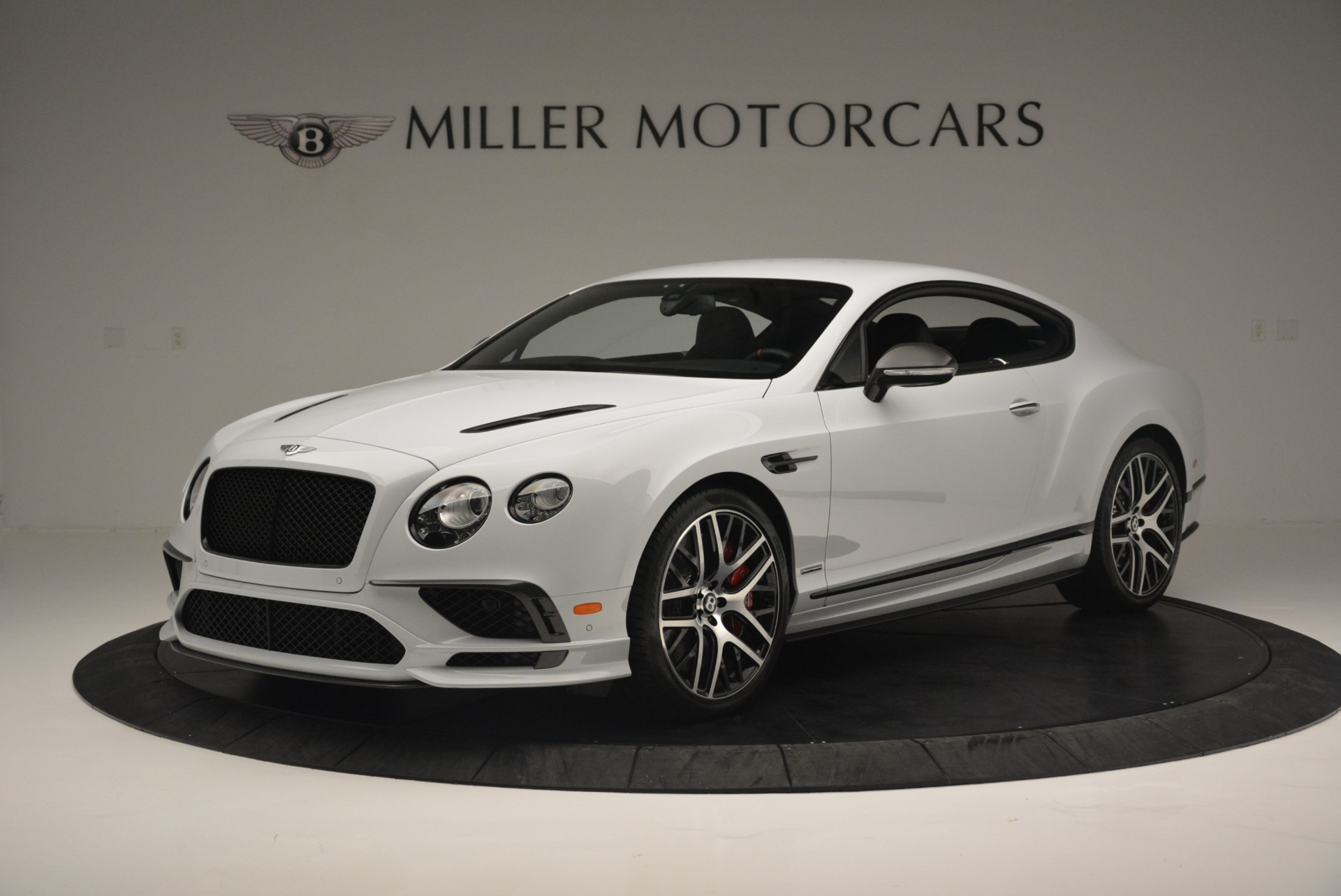 Used 2017 Bentley Continental GT Supersports For Sale In Westport, CT 2414_p2