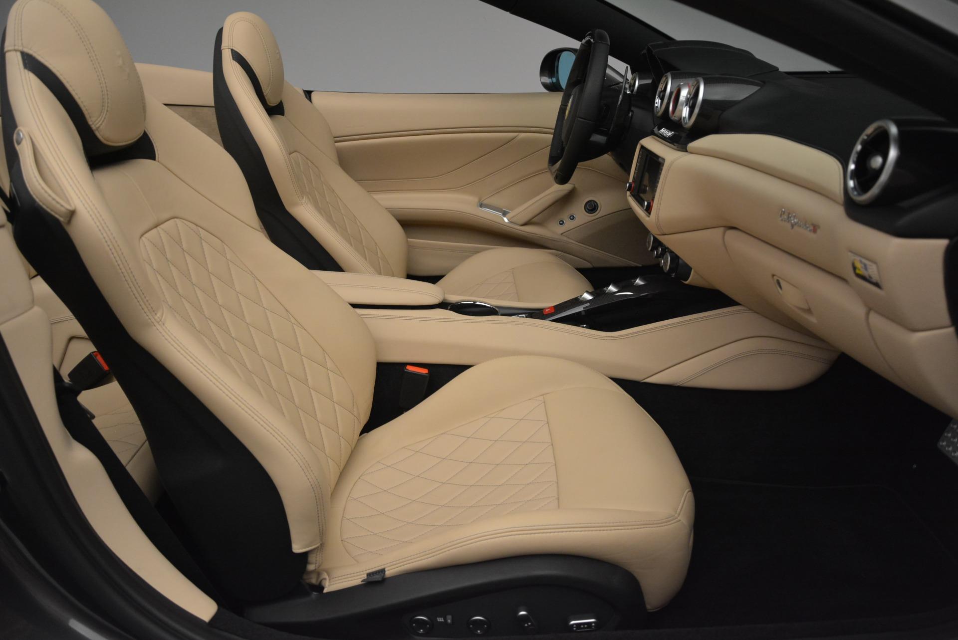 Used 2015 Ferrari California T  For Sale In Westport, CT 2415_p31